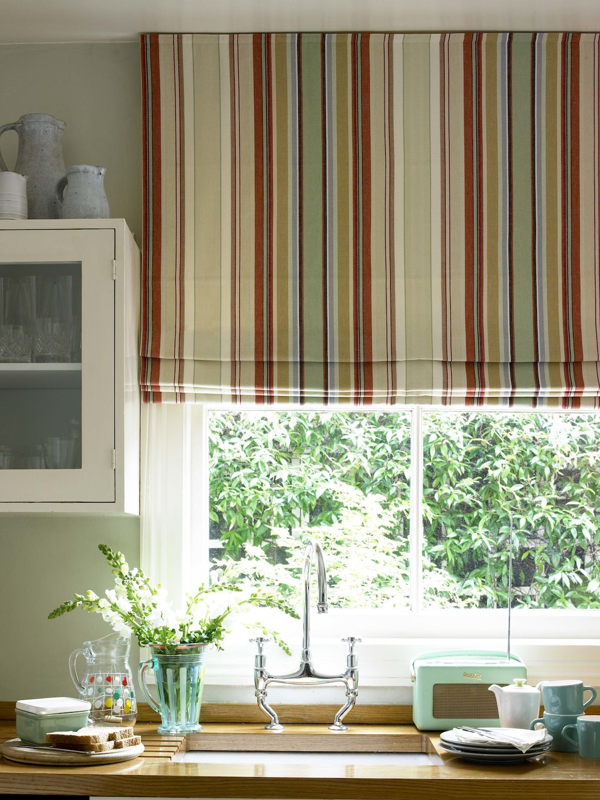 Most Up To Date Kitchen Cafe Curtains Decorations Accessories Good Looking In Oakwood Linen Style Decorative Window Curtain Tier Sets (View 6 of 20)
