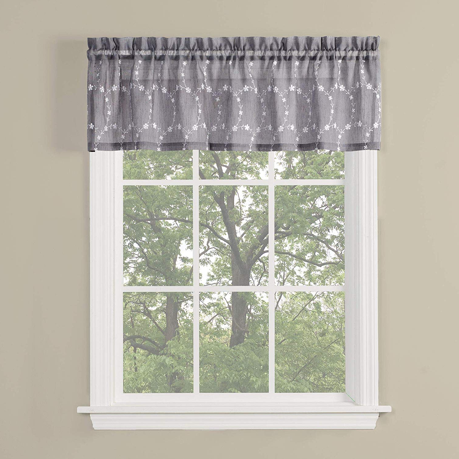 Newest Dove Gray Curtain Tier Pairs Intended For Skl Homesaturday Knight Ltd (View 6 of 20)