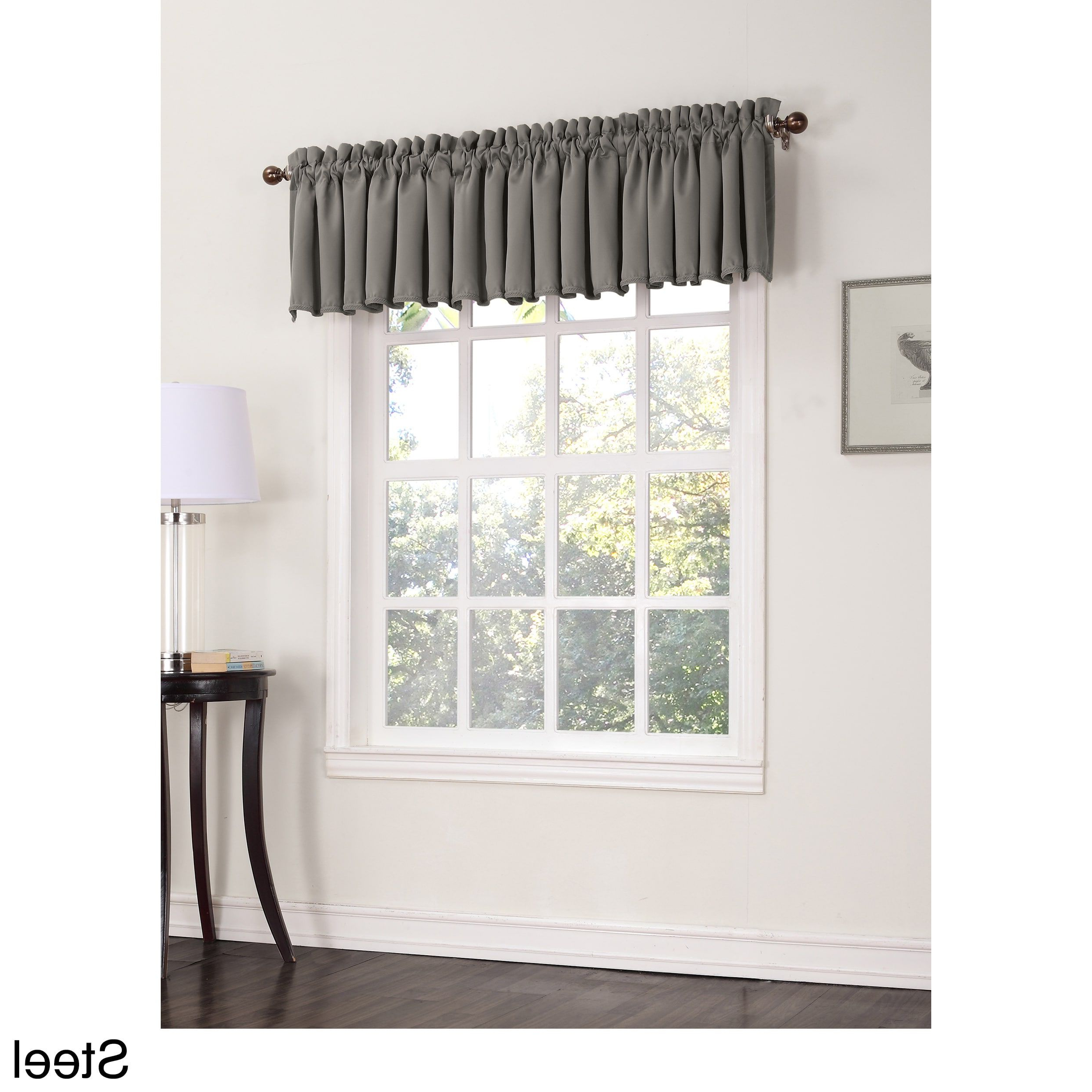 Pin On Products In Fashionable Luxury Light Filtering Straight Curtain Valances (View 6 of 20)