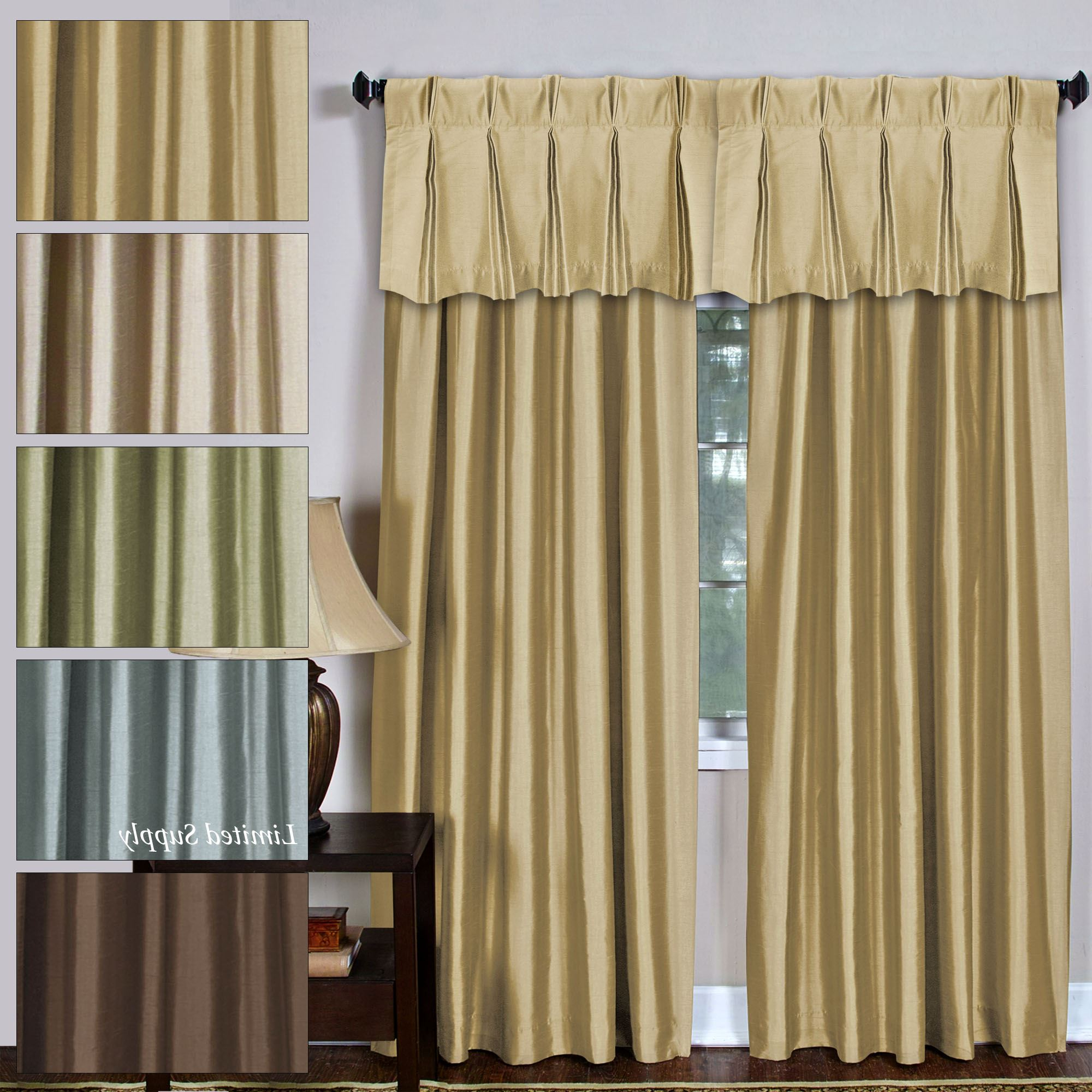 Pleated Curtain Tiers For Well Liked Providence Back Tab Pinch Pleat Window Treatment (View 17 of 20)