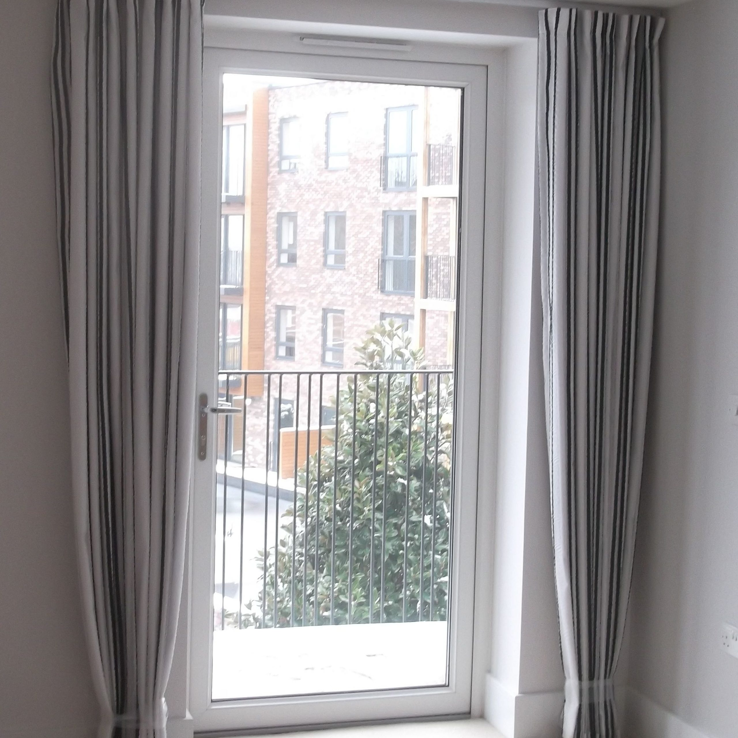 Rustic Curtains, Floor To Pertaining To La Vida Window Curtains (View 17 of 20)