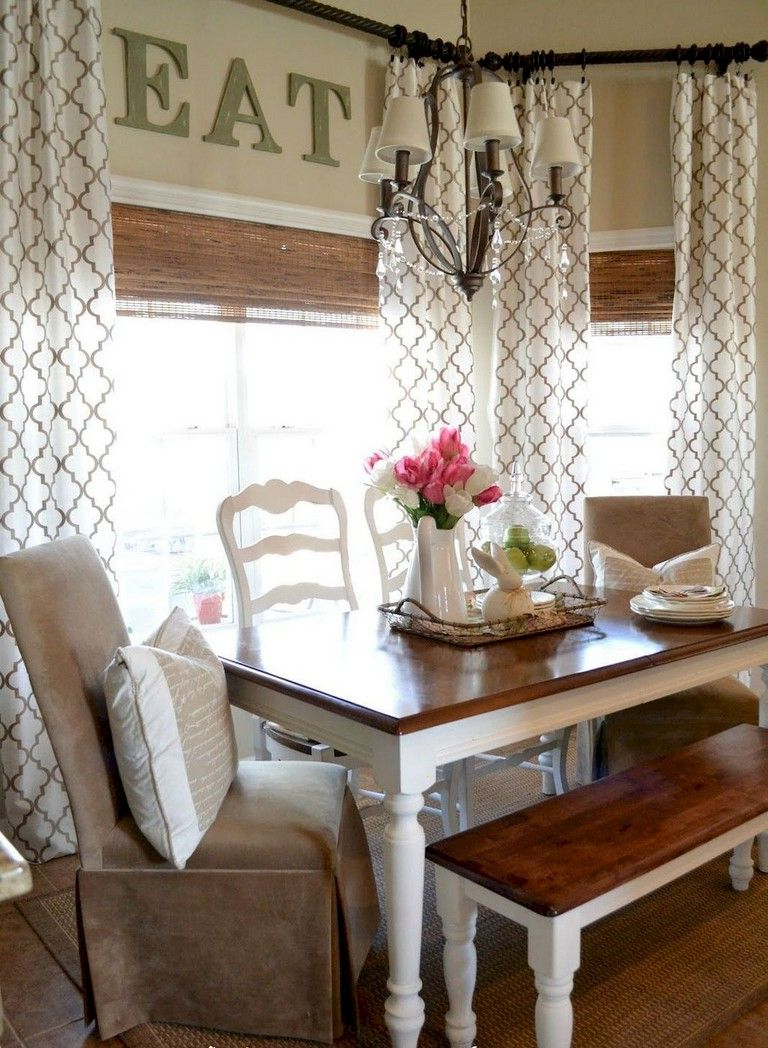 Rustic Kitchen Curtains In Well Known 70 Beautiful Farmhouse Kitchen Curtains Decor Ideas (Gallery 17 of 20)