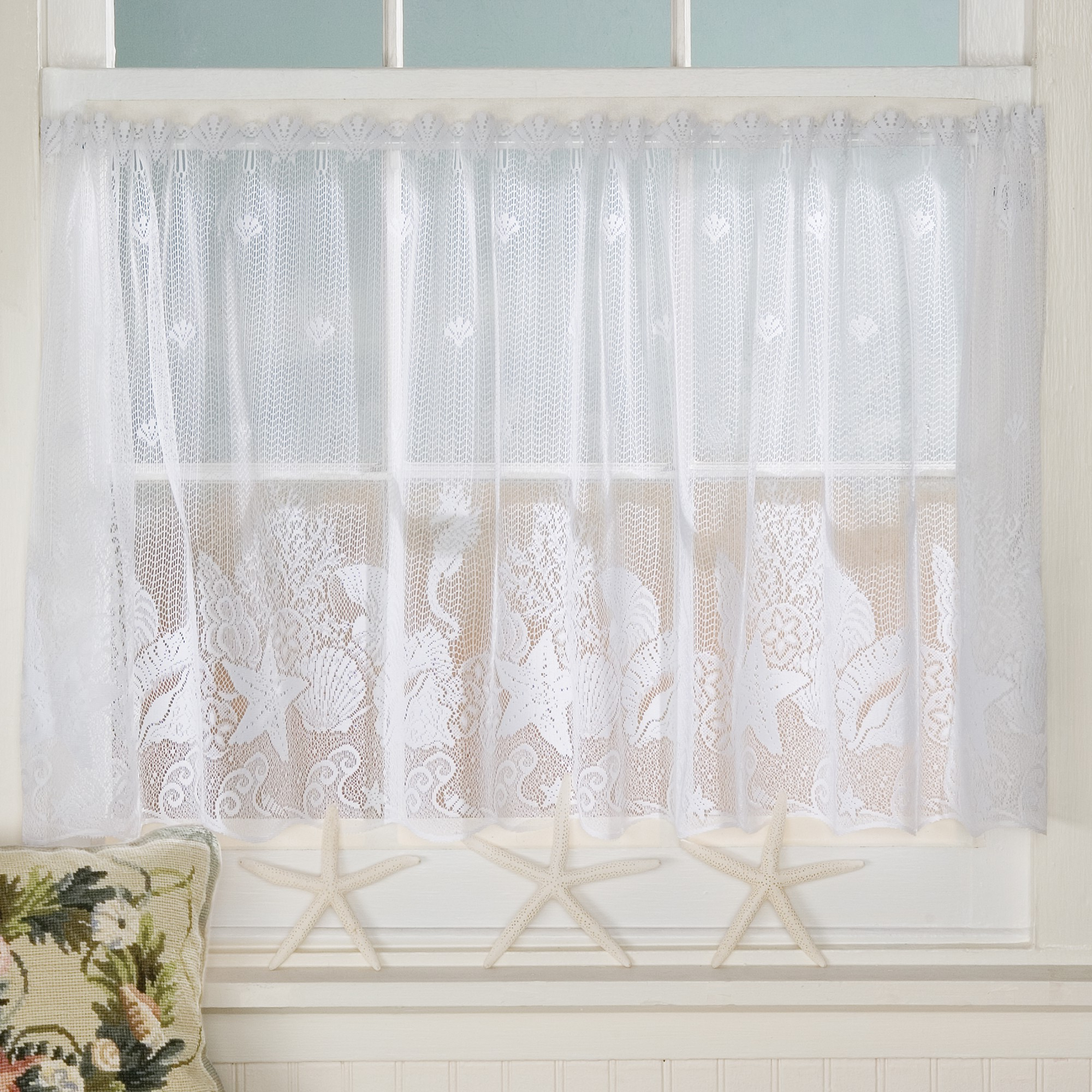 Sturbridge Yankee Workshop Intended For Vintage Sea Shore All Over Printed Window Curtains (View 18 of 20)