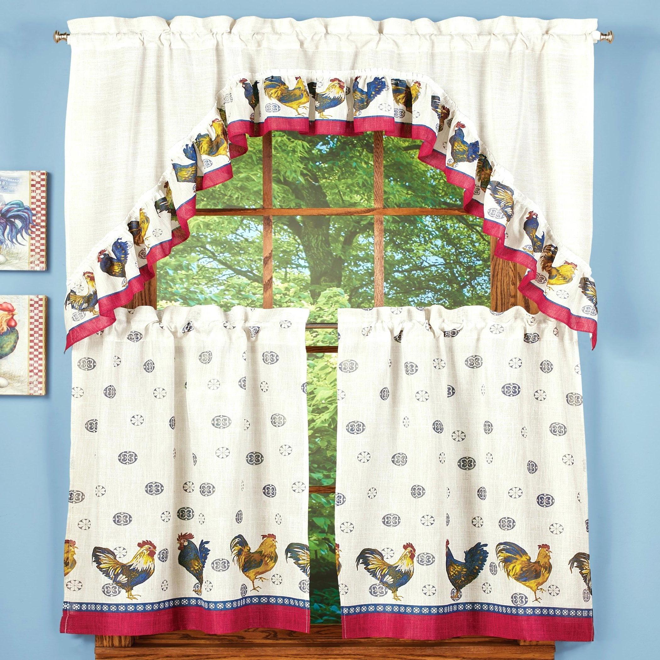 Tier Window Curtains – Sk8ergirl (View 5 of 20)
