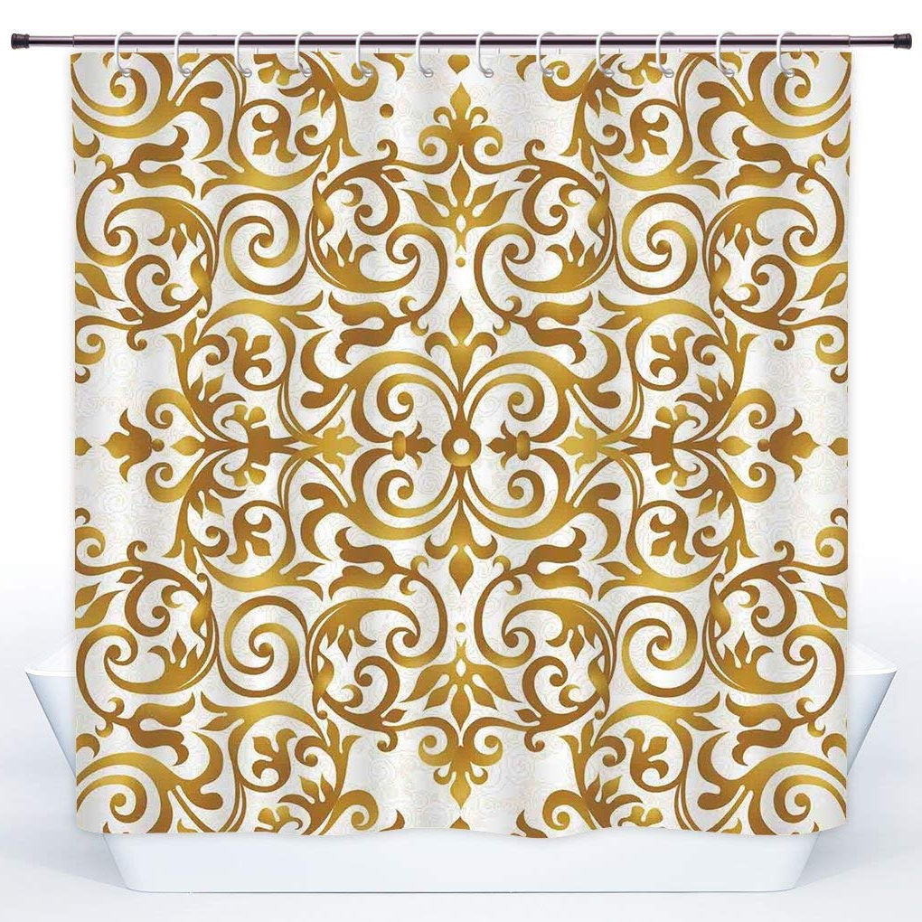 Trendy French Vanilla Country Style Curtain Parts With White Daisy Lace Accent In Cheap White Lace Kitchen Curtains, Find White Lace Kitchen (View 19 of 20)