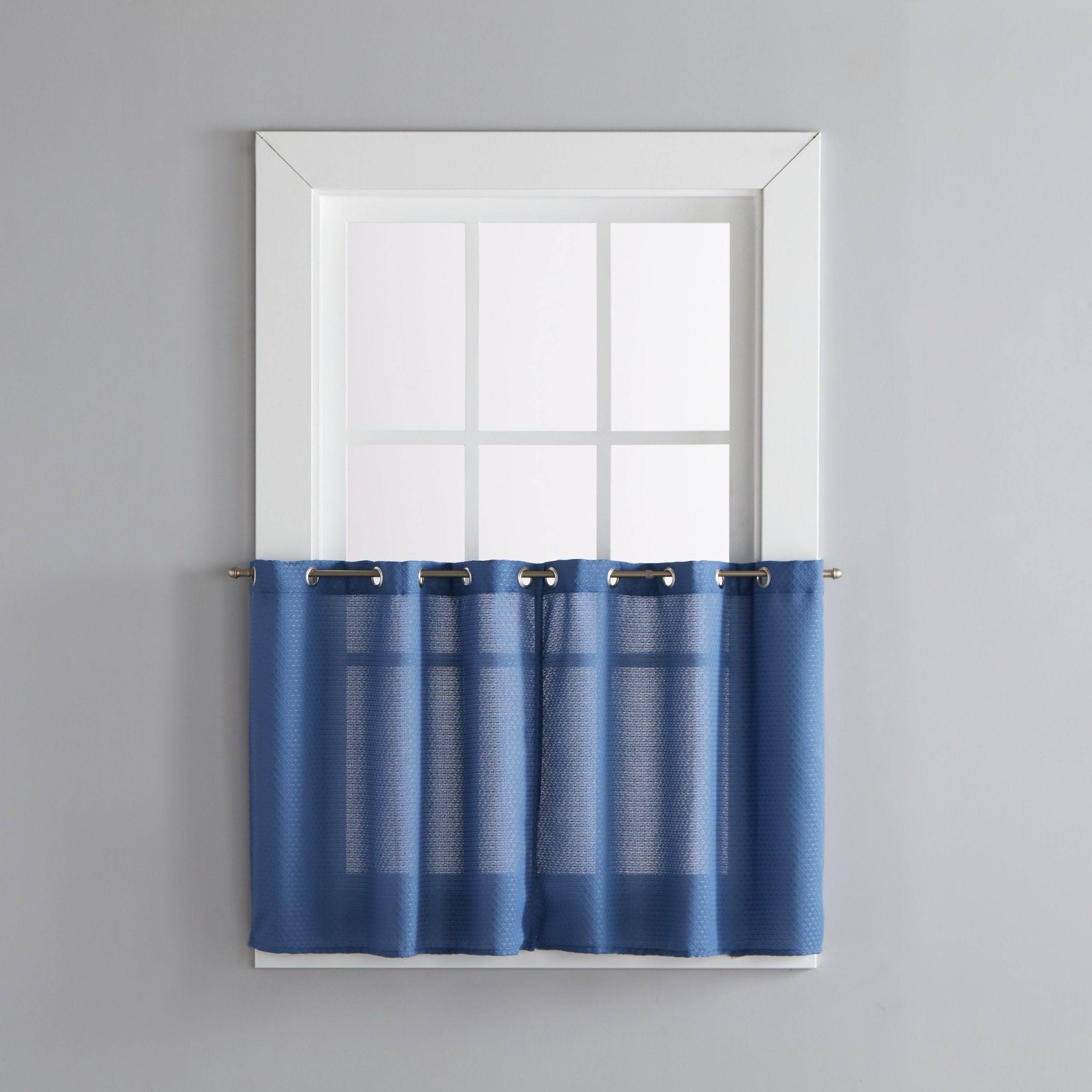 Trendy Skl Home Trio 24 Inch Tier Pair In Denim Intended For Hopscotch 24 Inch Tier Pairs In Neutral (View 10 of 20)