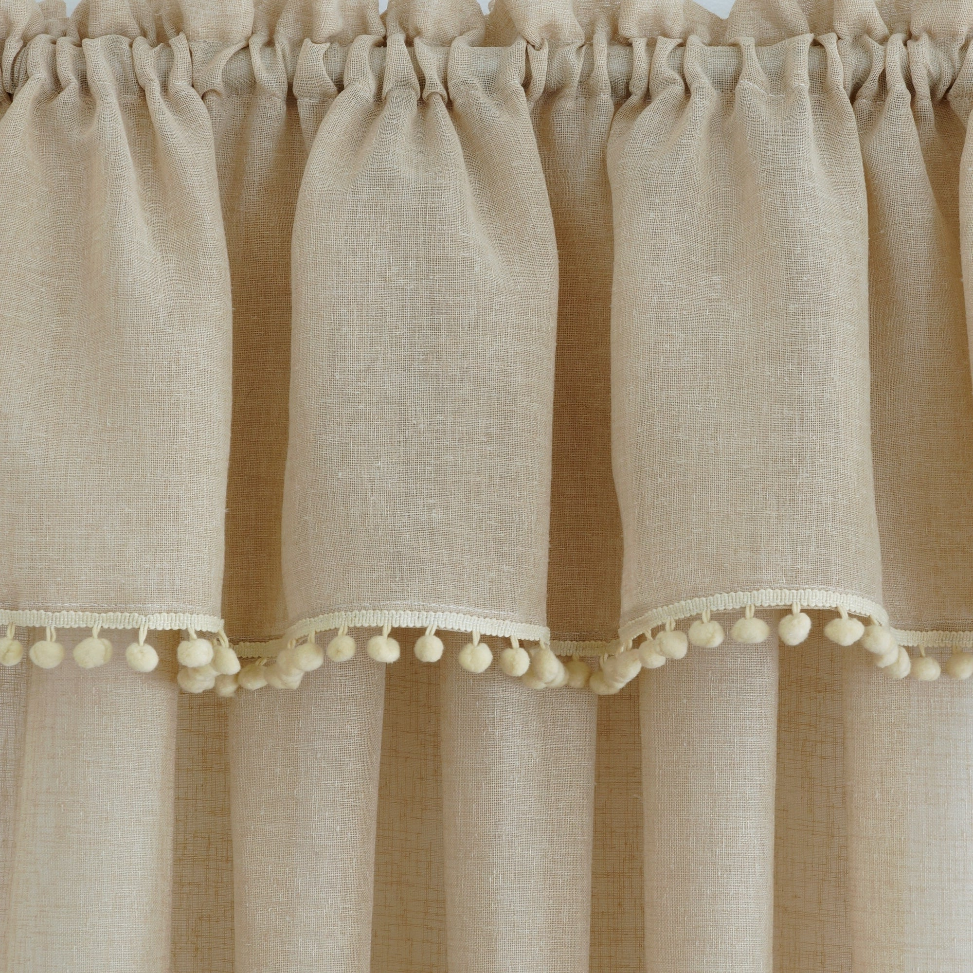 Wallace Window Kitchen Curtain Tiers Pertaining To Well Known Wallace Window Kitchen Curtain Tier Pair And Valance Set (View 4 of 20)