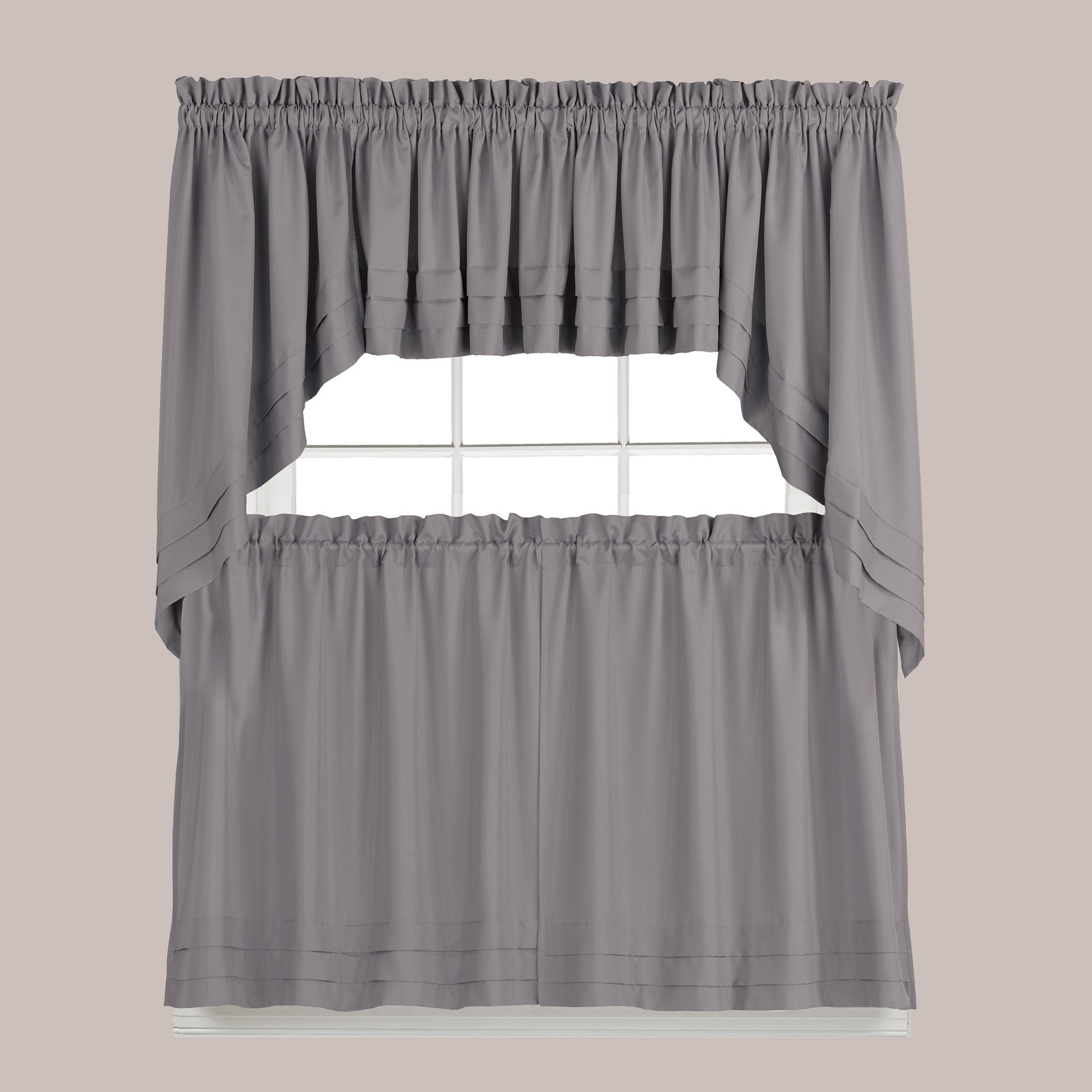 Well Known Flinders Forge 30 Inch Tiers In Dove Grey Regarding The Gray Barn Flinders Forge 45 Inch Tier Pair In Dove Grey (View 2 of 20)