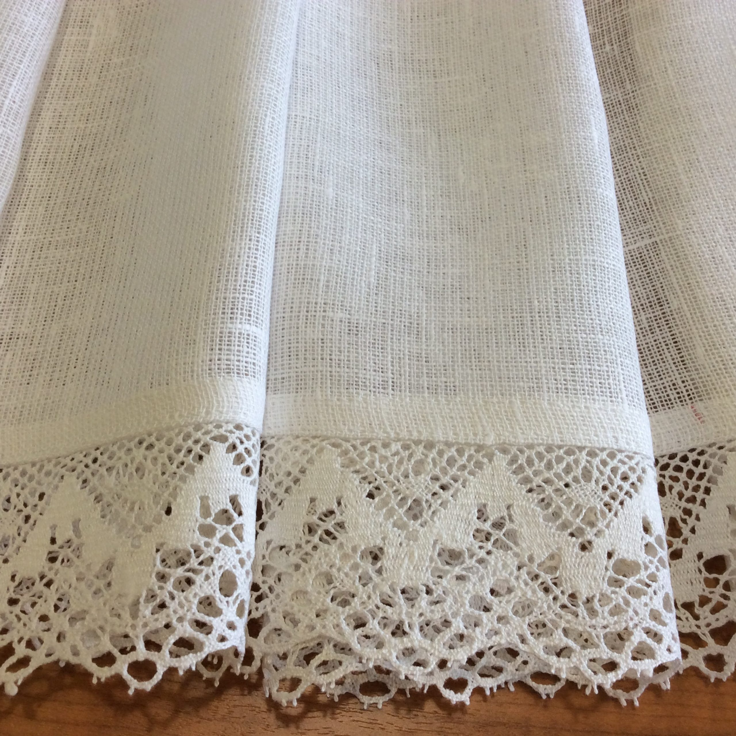 Well Known White Linen Curtain Panels Kitchen Cafe Curtains Rustic Curtains Linen Drapes Curtain Valances Handmade Gift Eco Friendly In Rustic Kitchen Curtains (View 16 of 20)