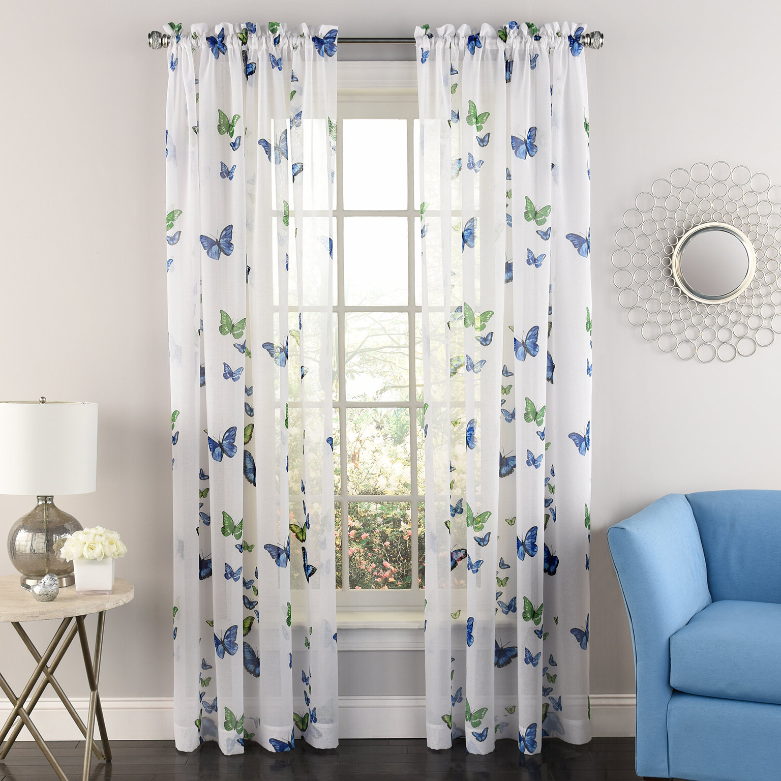Well Liked Fetco Home Decor & Sweet Home Collection Hospitality Sale Regarding Traditional Two Piece Tailored Tier And Swag Window Curtains Sets With Ornate Rooster Print (View 20 of 20)