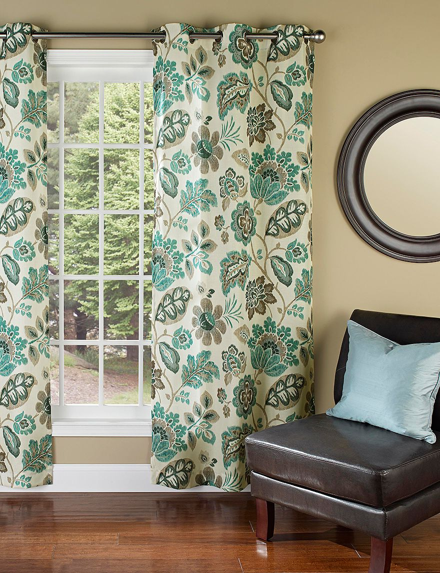 Well Liked Floral Watercolor Semi Sheer Rod Pocket Kitchen Curtain Valance And Tiers Sets In M (View 19 of 20)
