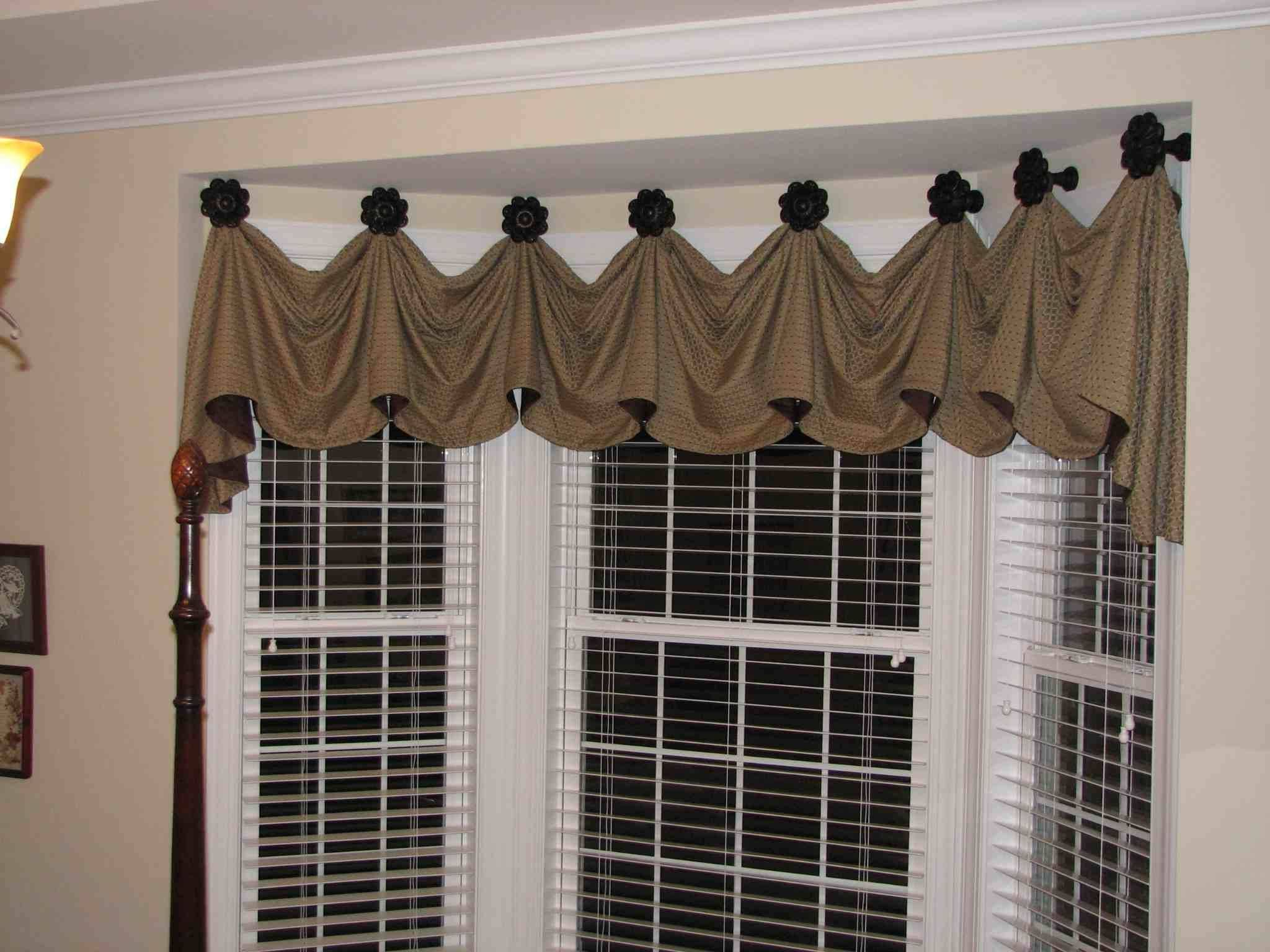 White Knit Lace Bird Motif Window Curtain Tiers Pertaining To Most Recent Fascinating Window Valance White Knit Lace Bird Motif (View 8 of 20)