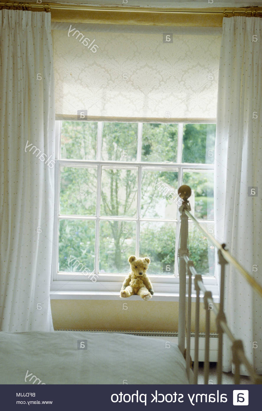 Widely Used Pretty Country Lace Curtains Swags For Living Room Catalog With Country Style Curtain Parts With White Daisy Lace Accent (View 16 of 20)