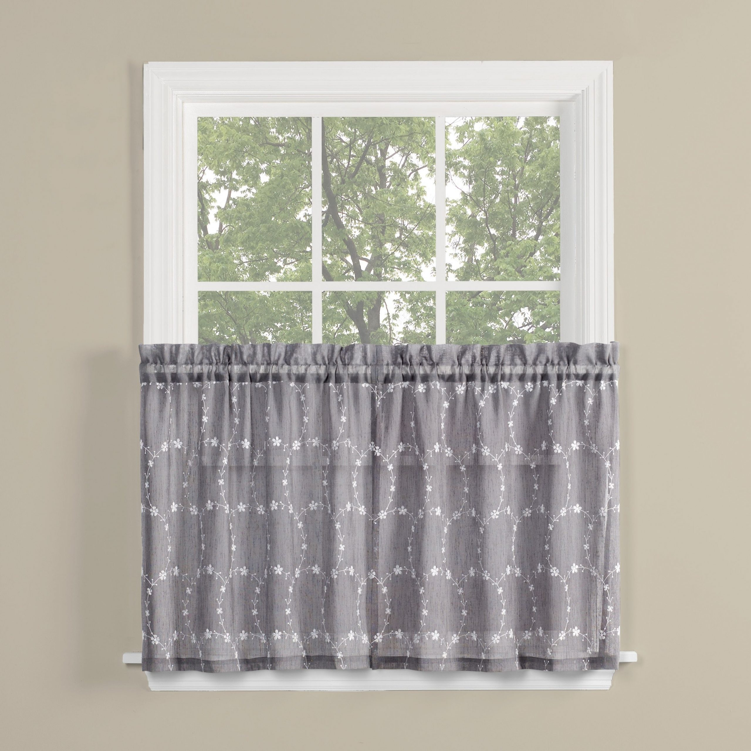 Widely Used Skl Home Briarwood 24 Inch Tier Pair In Dove Gray Pertaining To Flinders Forge 30 Inch Tiers In Dove Grey (View 4 of 20)