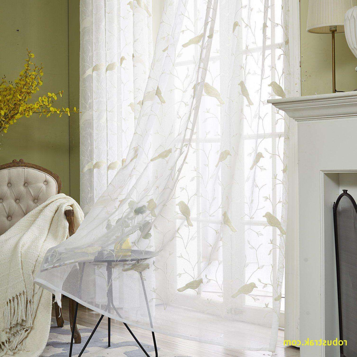Window Treatments In  (View 20 of 20)