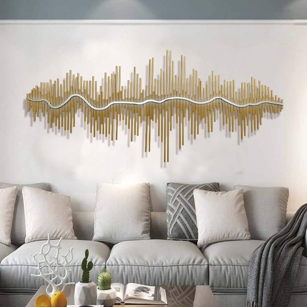 Featured Photo of Nordic Three Dimensional Iron Wall Art