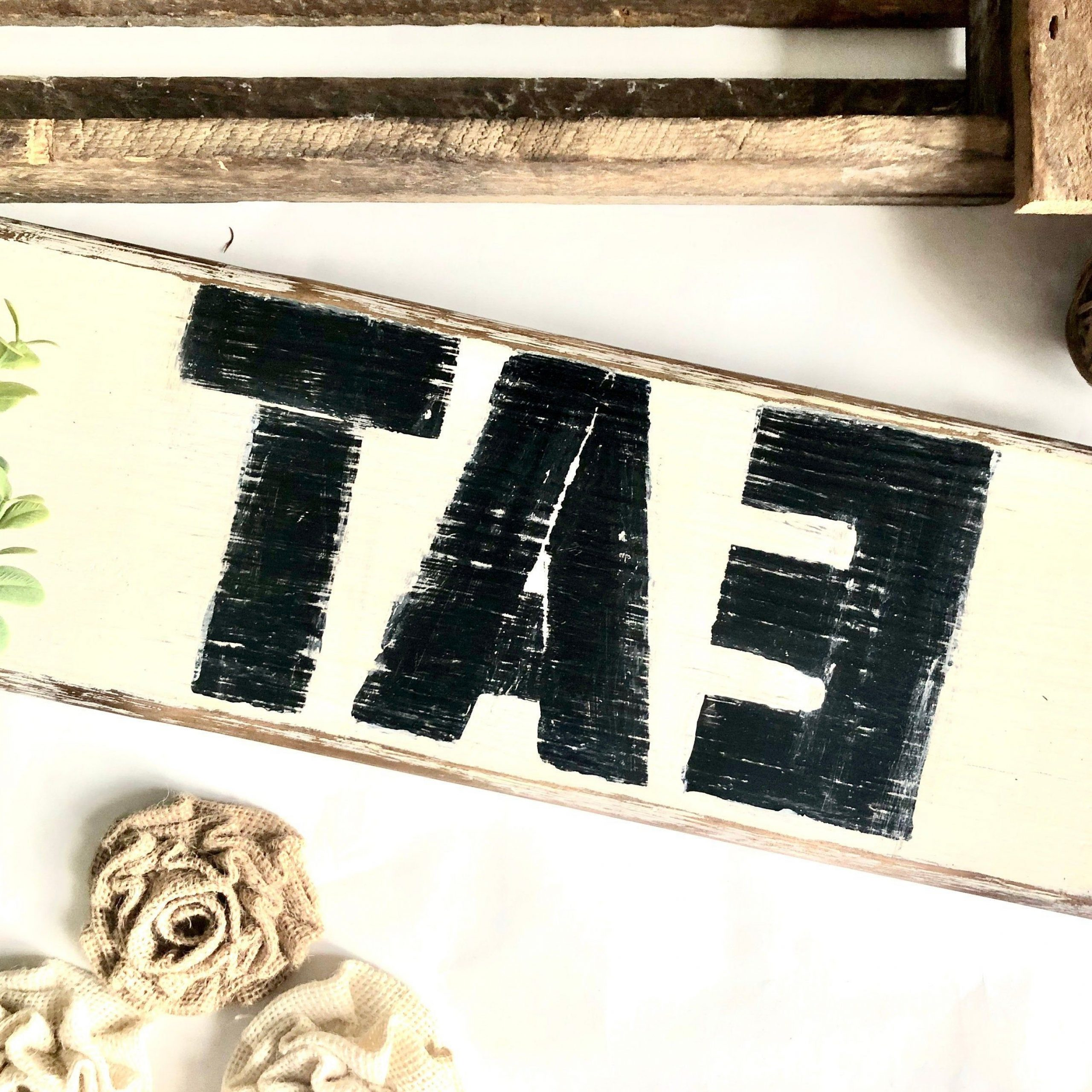 "2019 Eat Rustic Farmhouse Wood Wall Décor In Rustic ""eat"" Sign For Kitchen, Farmhouse Sign, Home Decor (View 19 of 20)"
