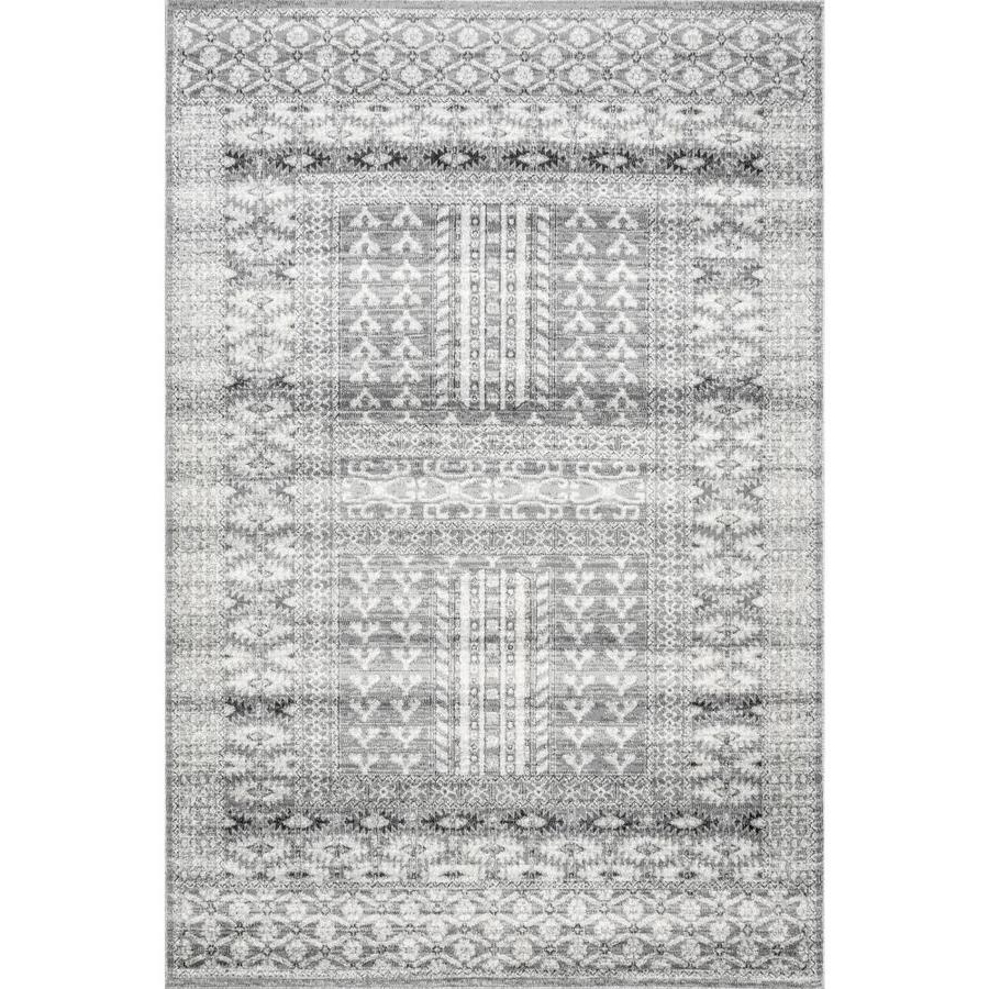 2020 Melina Metal Medallion Wall Décor (set Of 4) With Nuloom Melina Distressed Grecian Area Rug (View 2 of 20)