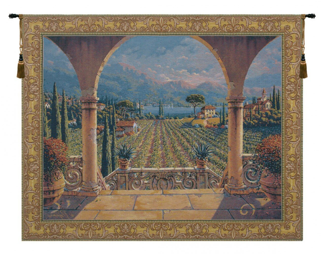 40 X 60 Art Tapestries You'll Love In (View 4 of 20)