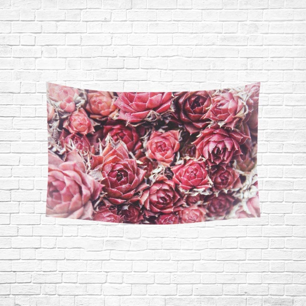 Amazon: Nqeonr Tapestry Roses Flowers Red Wild Rose Regarding Well Liked Roses I Tapestries (View 6 of 20)