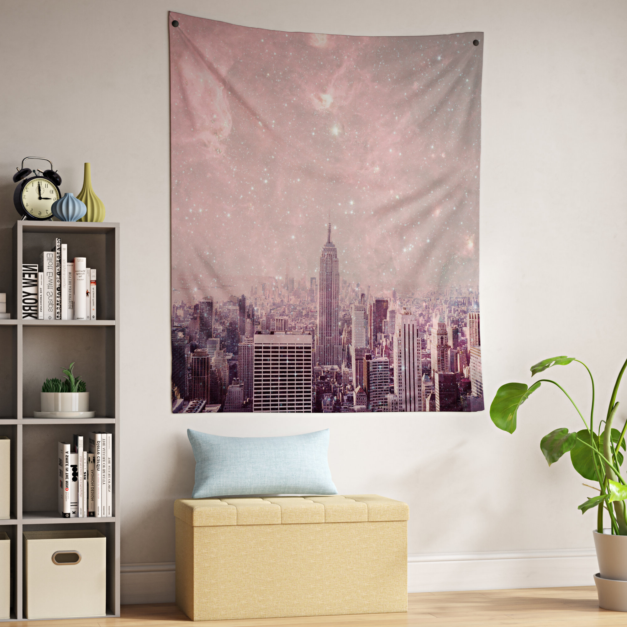 Architecture Tapestries You'll Love In (View 13 of 20)