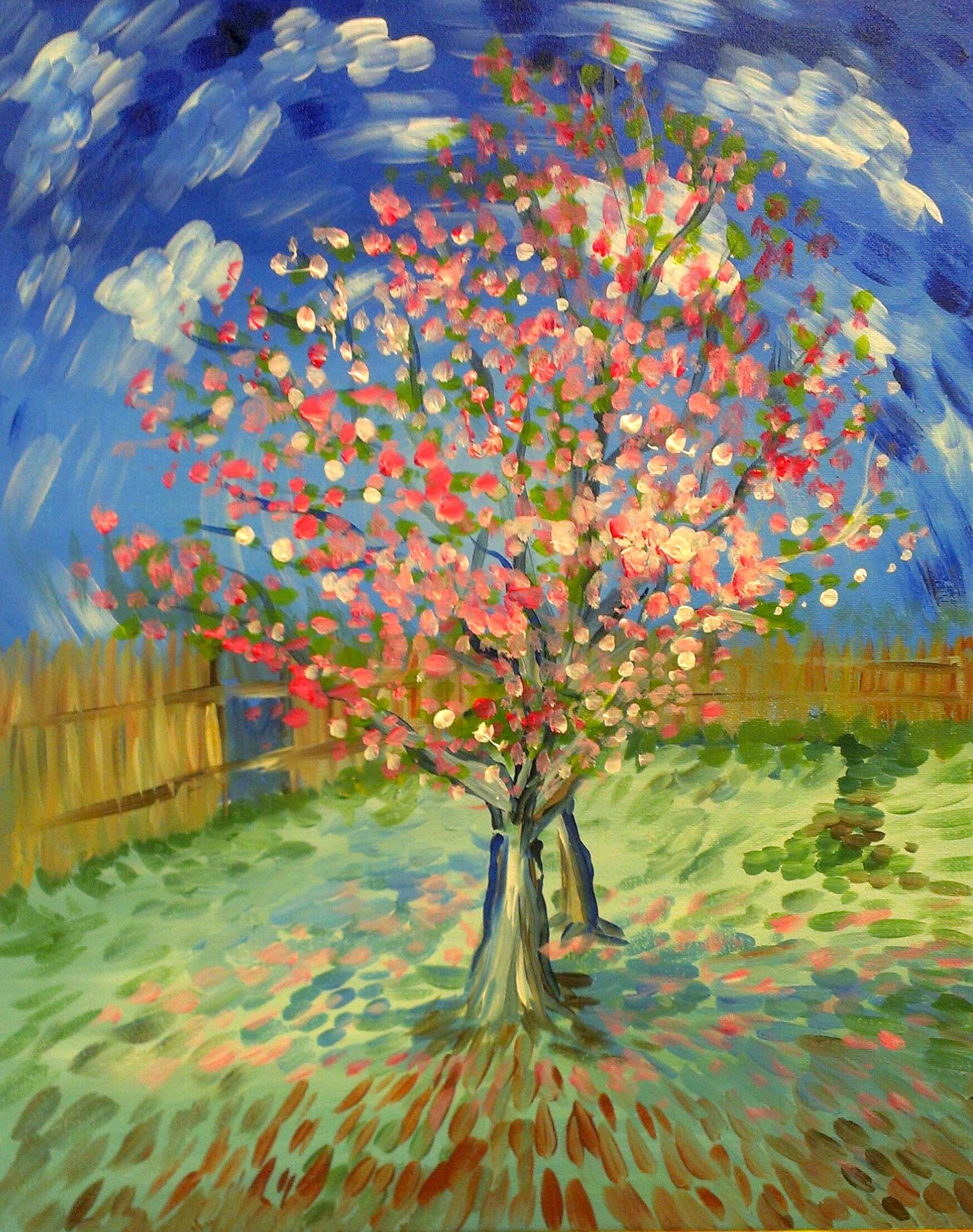 Artist Van Gogh, Van Within Well Known Blended Fabric The Mulberry Tree – Van Gogh Wall Hangings (View 15 of 20)