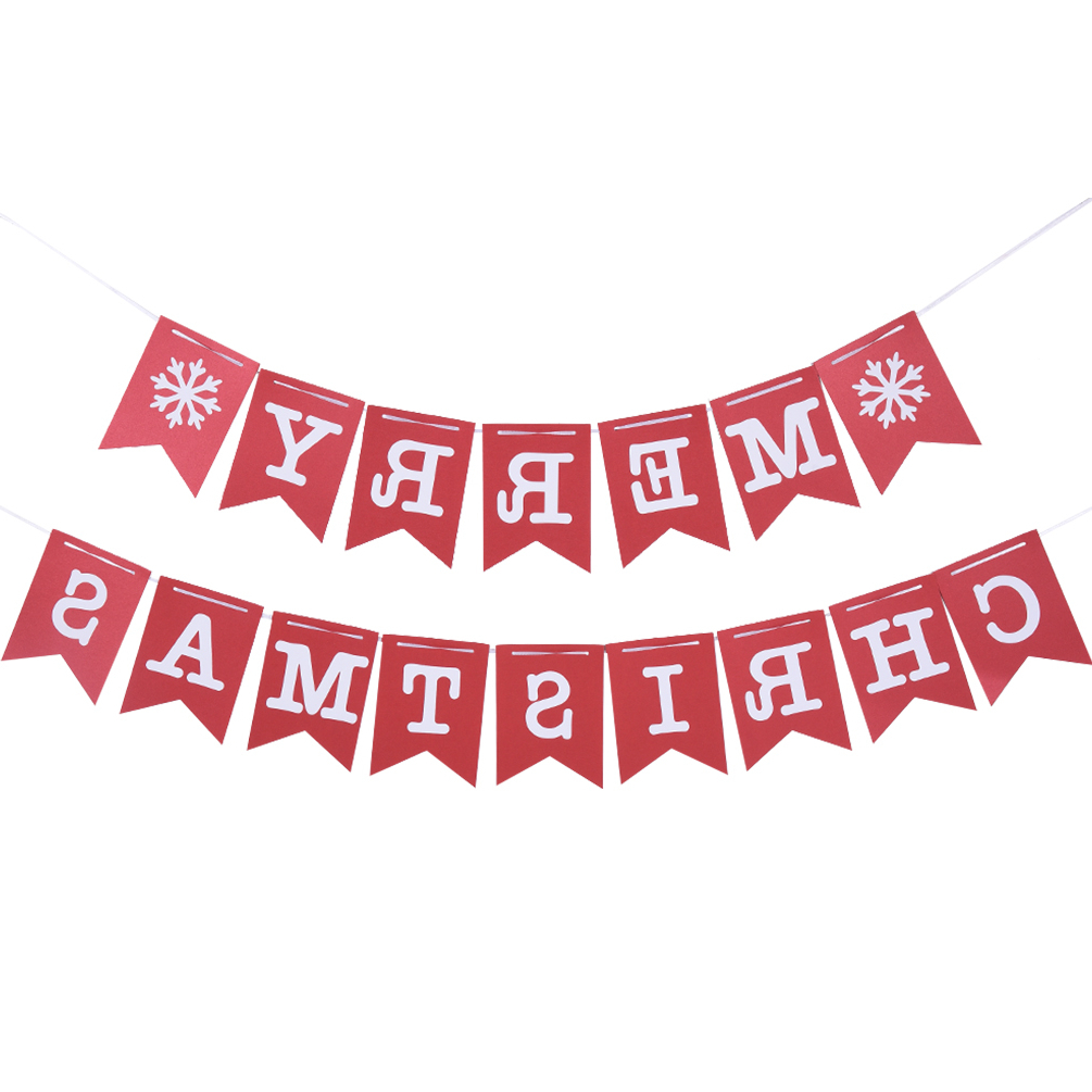 Best And Newest Merry Christmas Banner Christmas Banners For Fireplace Christmas Decor Christmas Wall Decor Christmas Decorations For The Home Christmas Decorations With Regard To Merry Christmas Sign Wall Décor (View 18 of 20)