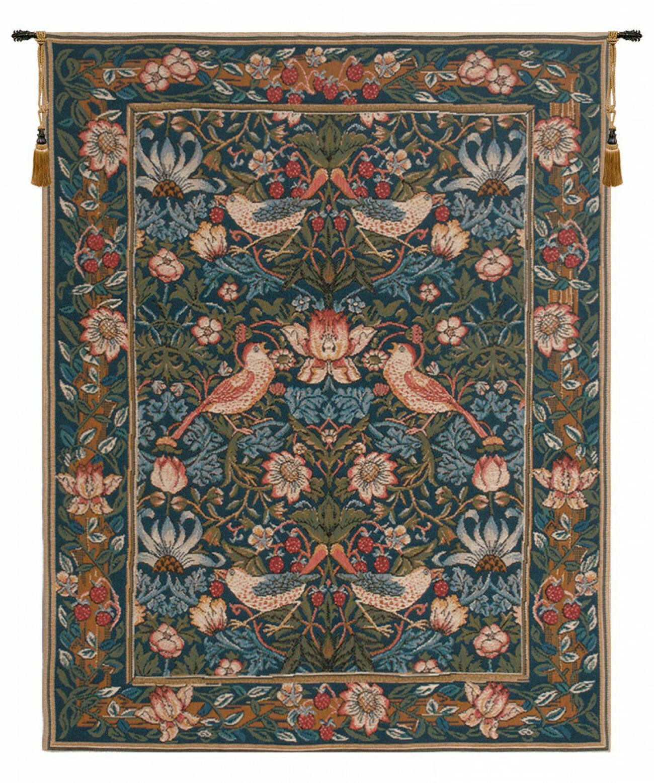Featured Photo of Birds Face To Face I European Tapestries
