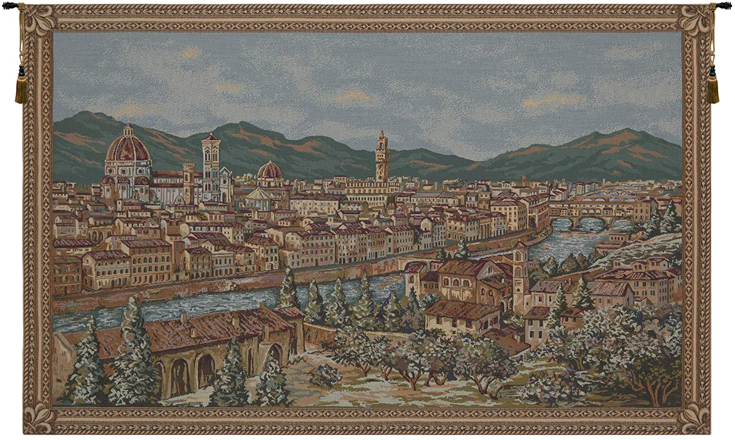 Birds Face To Face I European Tapestries With Well Liked Amazon: Charlotte Home Furnishings Inc (View 7 of 20)