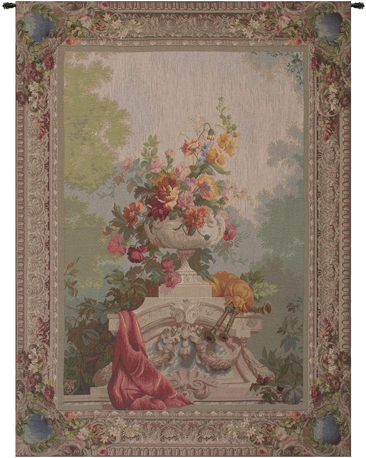 Blended Fabric Classic French Rococo Woven Tapestries Inside Most Up To Date Charlotte Home Furnishings Inc (View 9 of 20)