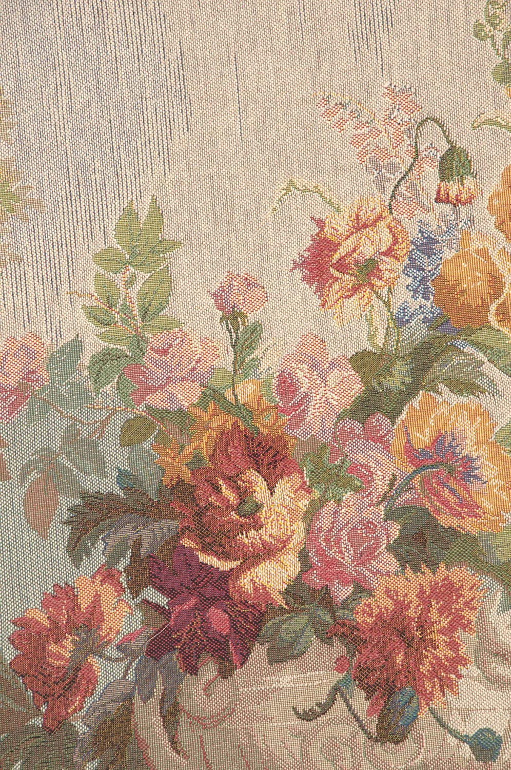 Blended Fabric Classic French Rococo Woven Tapestries Pertaining To Current Amazon: Charlotte Home Furnishings Inc (View 4 of 20)