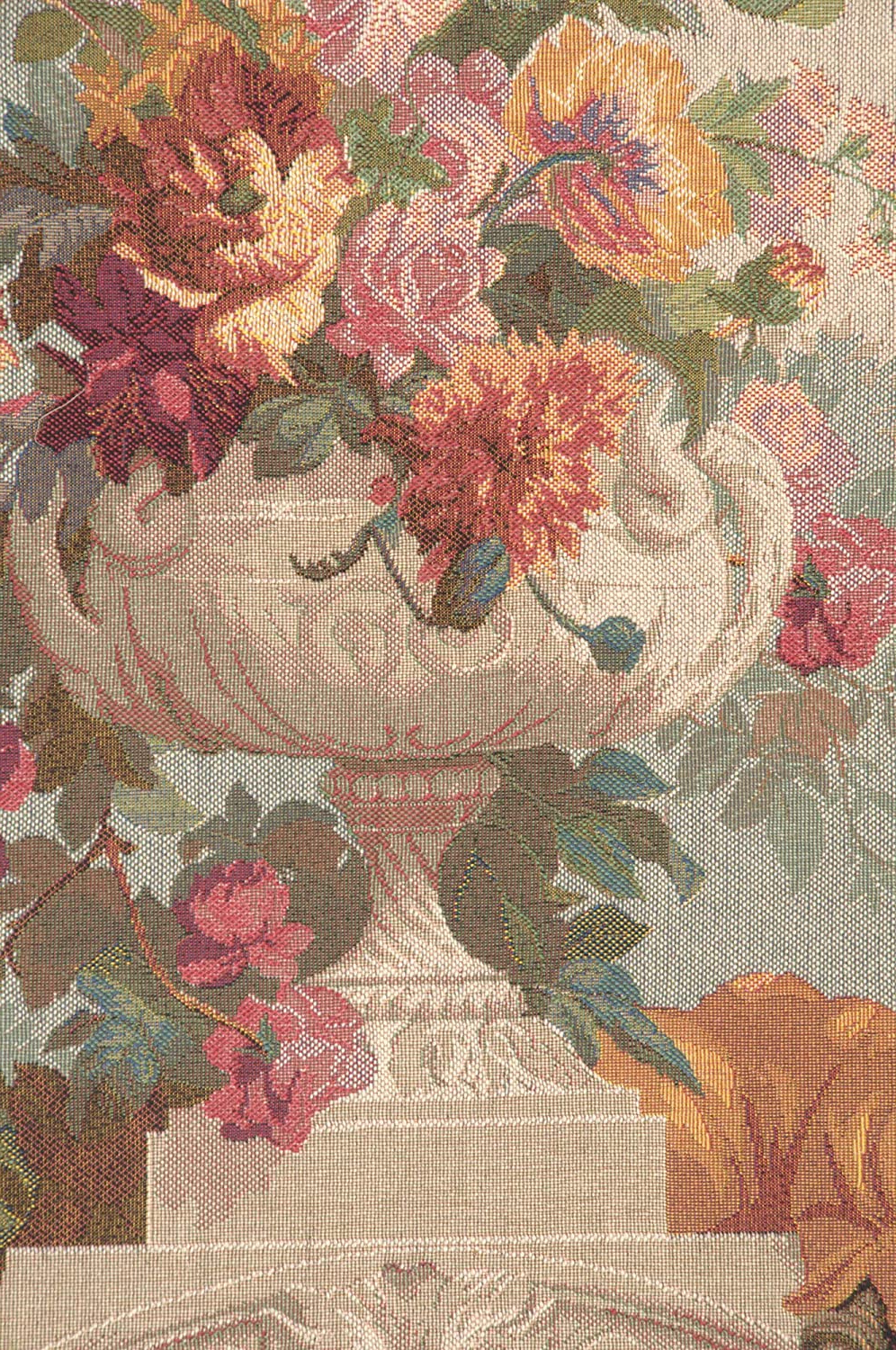 Blended Fabric Classic French Rococo Woven Tapestries Within Well Known Amazon: Charlotte Home Furnishings Inc (View 5 of 20)
