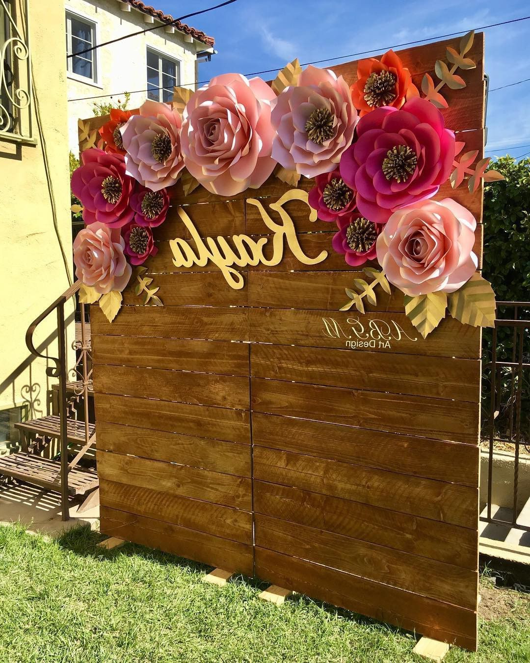 Blended Fabric Spring Party Wall Hangings Throughout Well Known Https://www (View 7 of 20)
