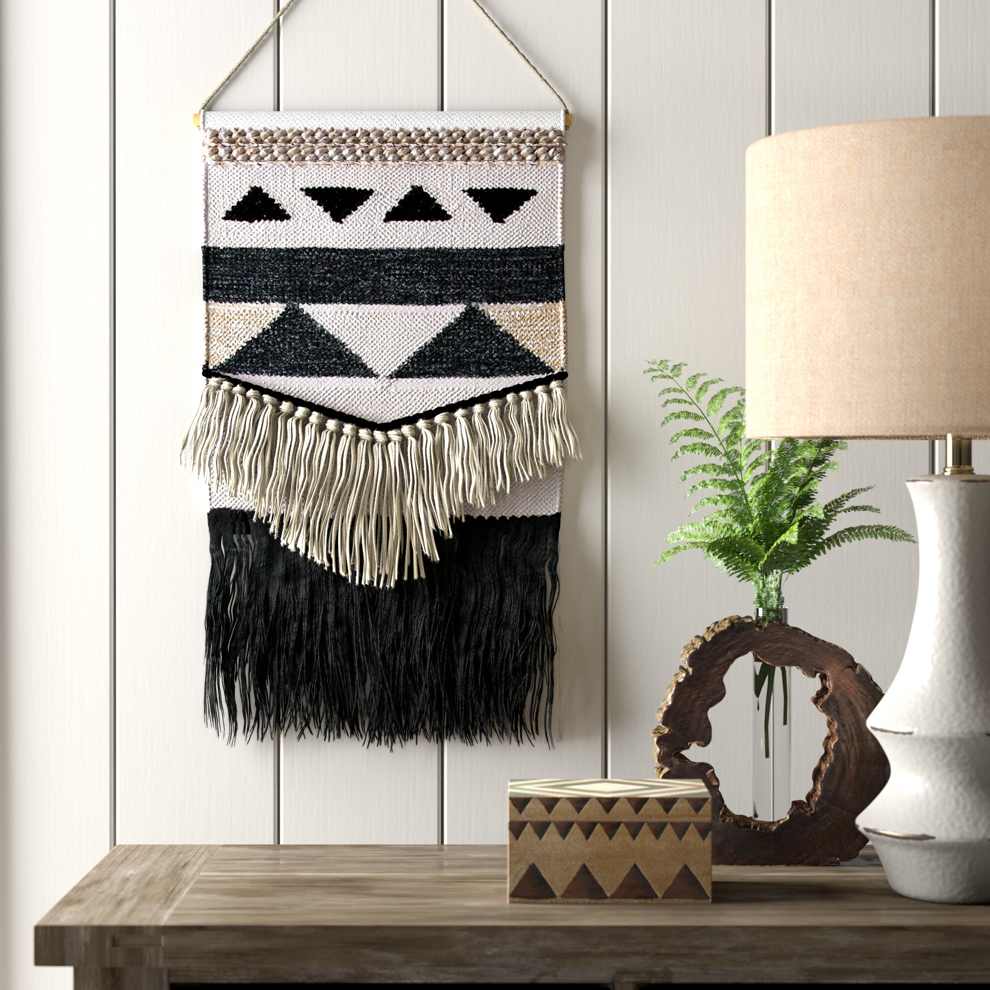Blended Fabric Wall Hanging With Hanging Accessories Included In Newest Blended Fabric Wall Hangings With Hanging Accessories Included (View 5 of 20)