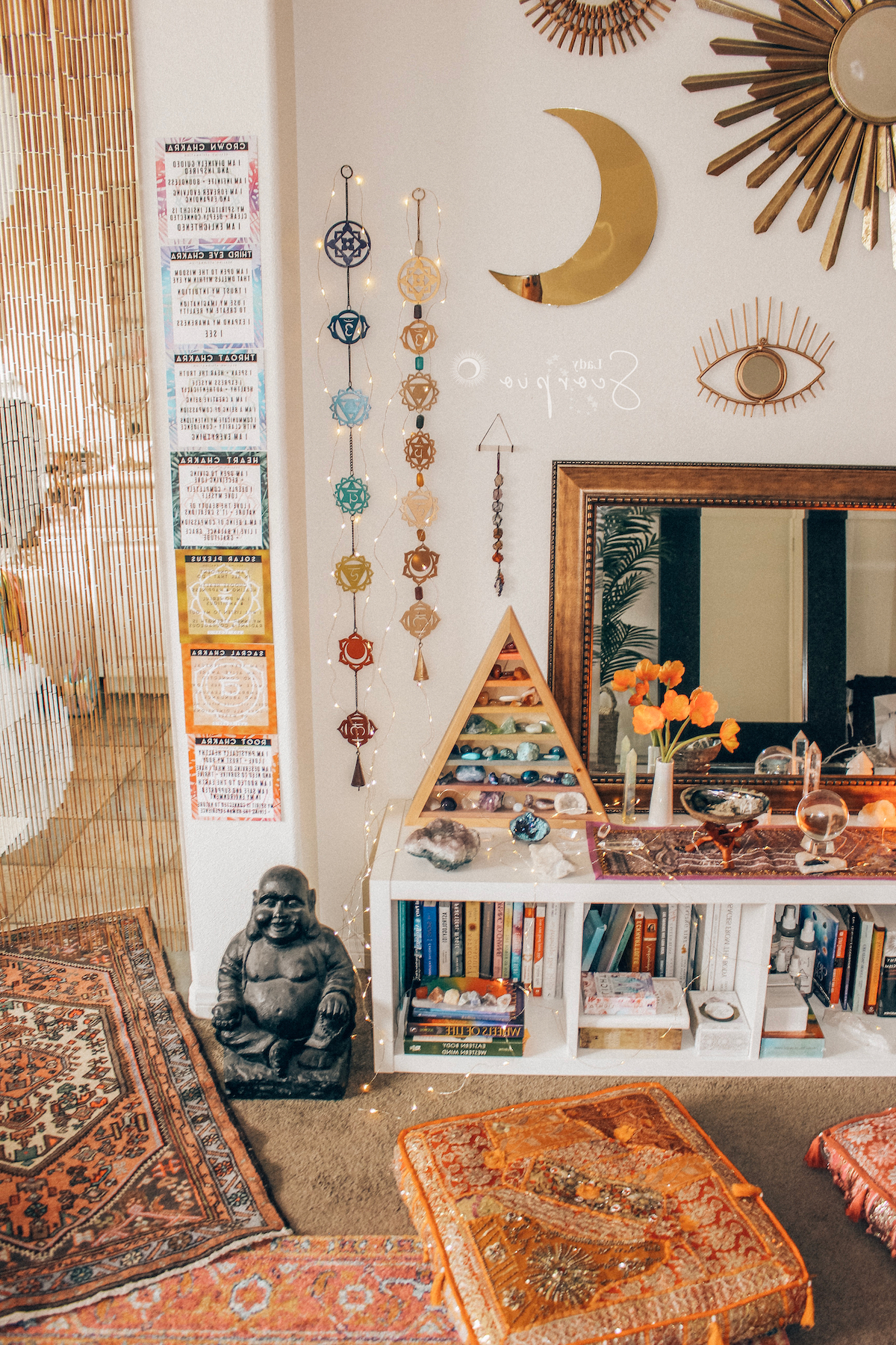 Boho Room, Aesthetic Room Within Osbourne Wall Décor By Wildon Home (View 18 of 20)