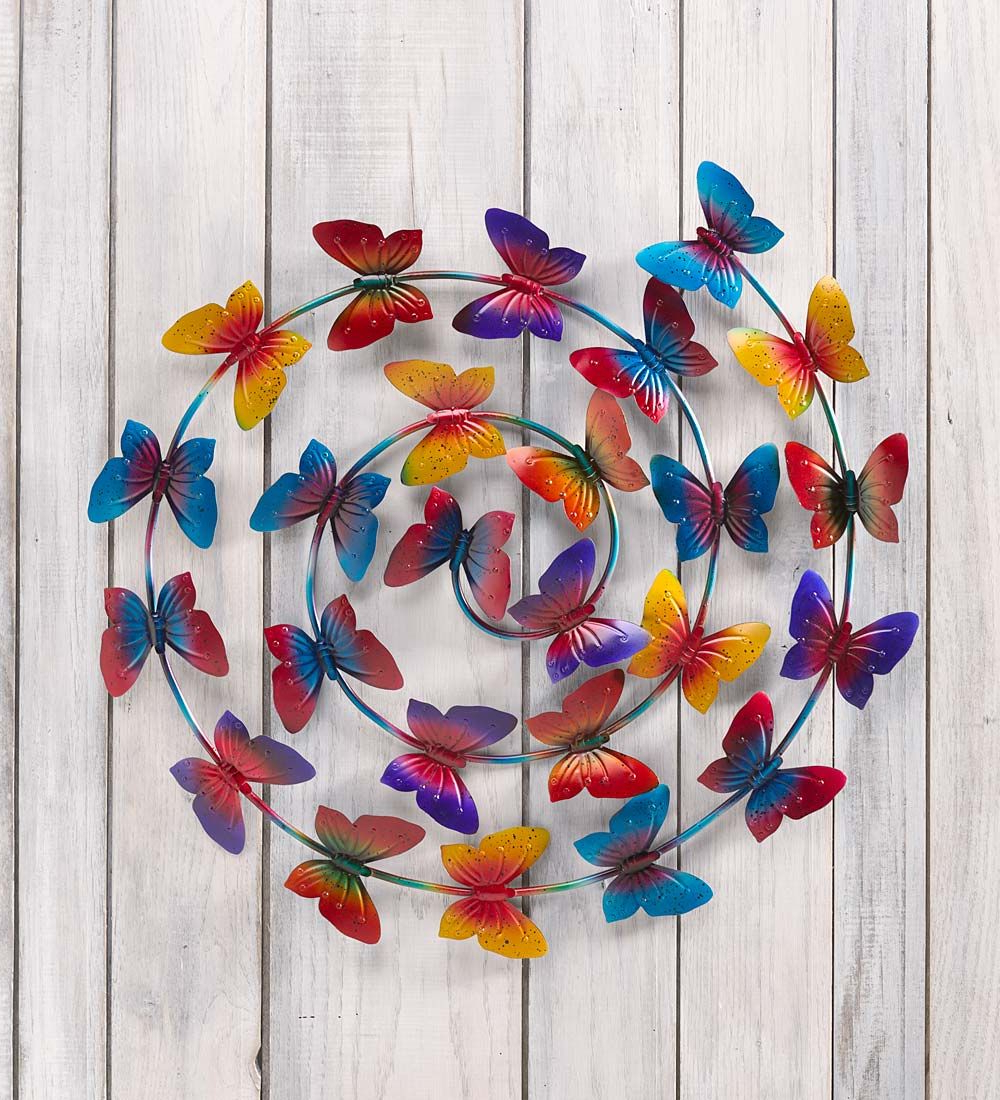 Butterfly Wall Art (View 4 of 20)