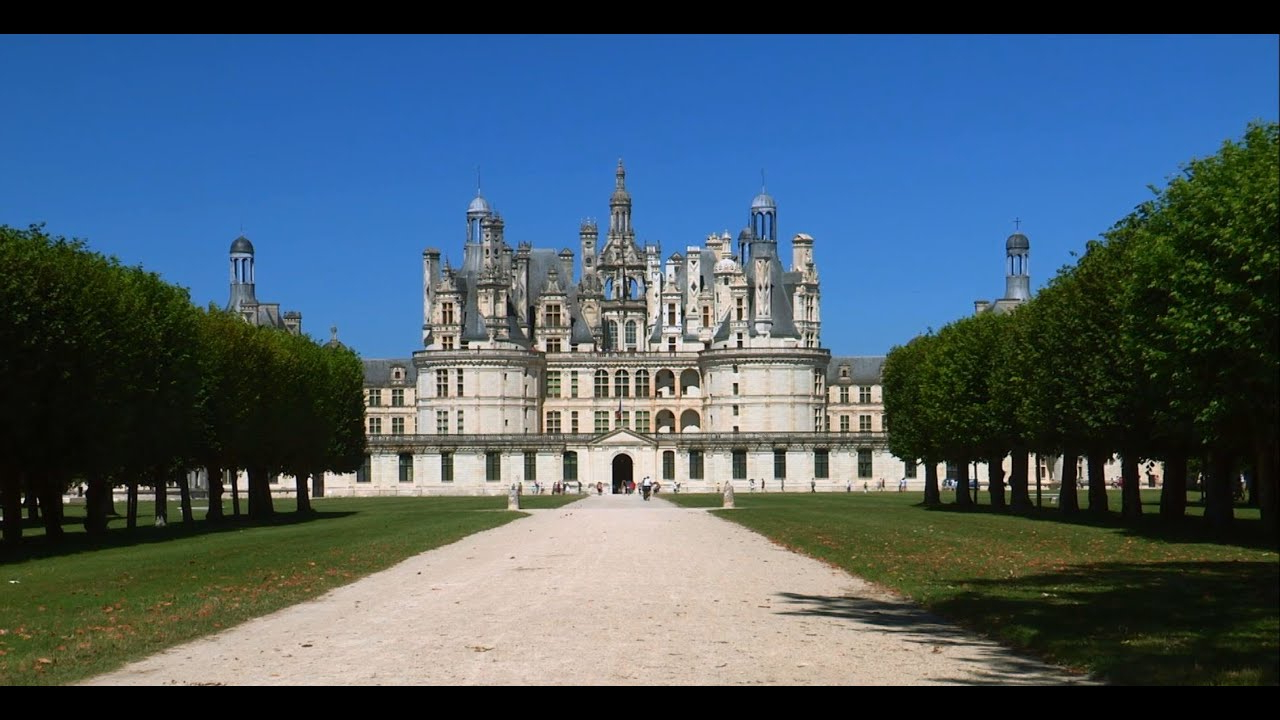 Chambord Castle I European Wall Hangings Intended For Most Up To Date Chateau De Chambord – Ancient History Encyclopedia (View 15 of 20)