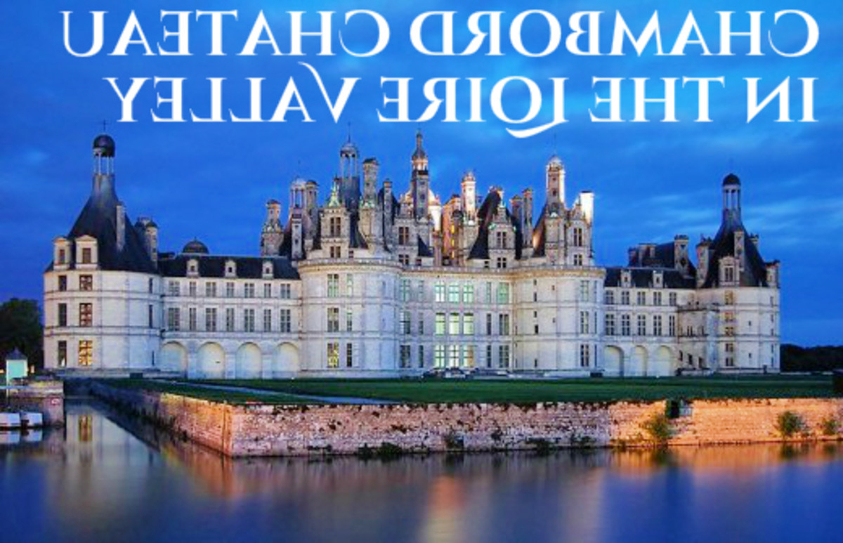 Chambord Castle I European Wall Hangings With 2020 Château De Chambord: A Mighty Castle In The Loire Valley Of (Gallery 18 of 20)