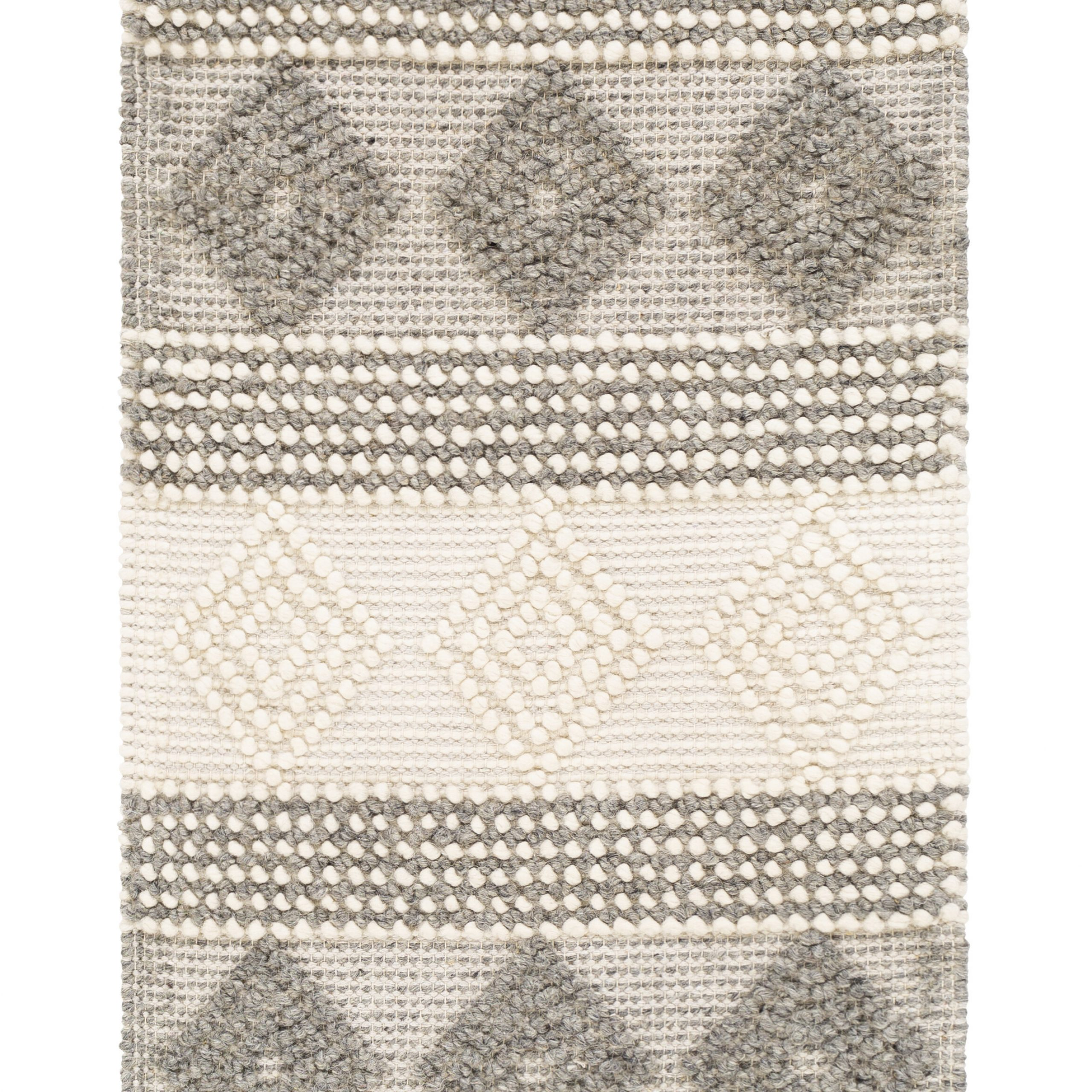 Clancy Wool And Cotton Wall Hanging With Hanging Accessories Included Intended For Most Popular Blended Fabric Southwestern Bohemian Wall Hangings (View 14 of 20)