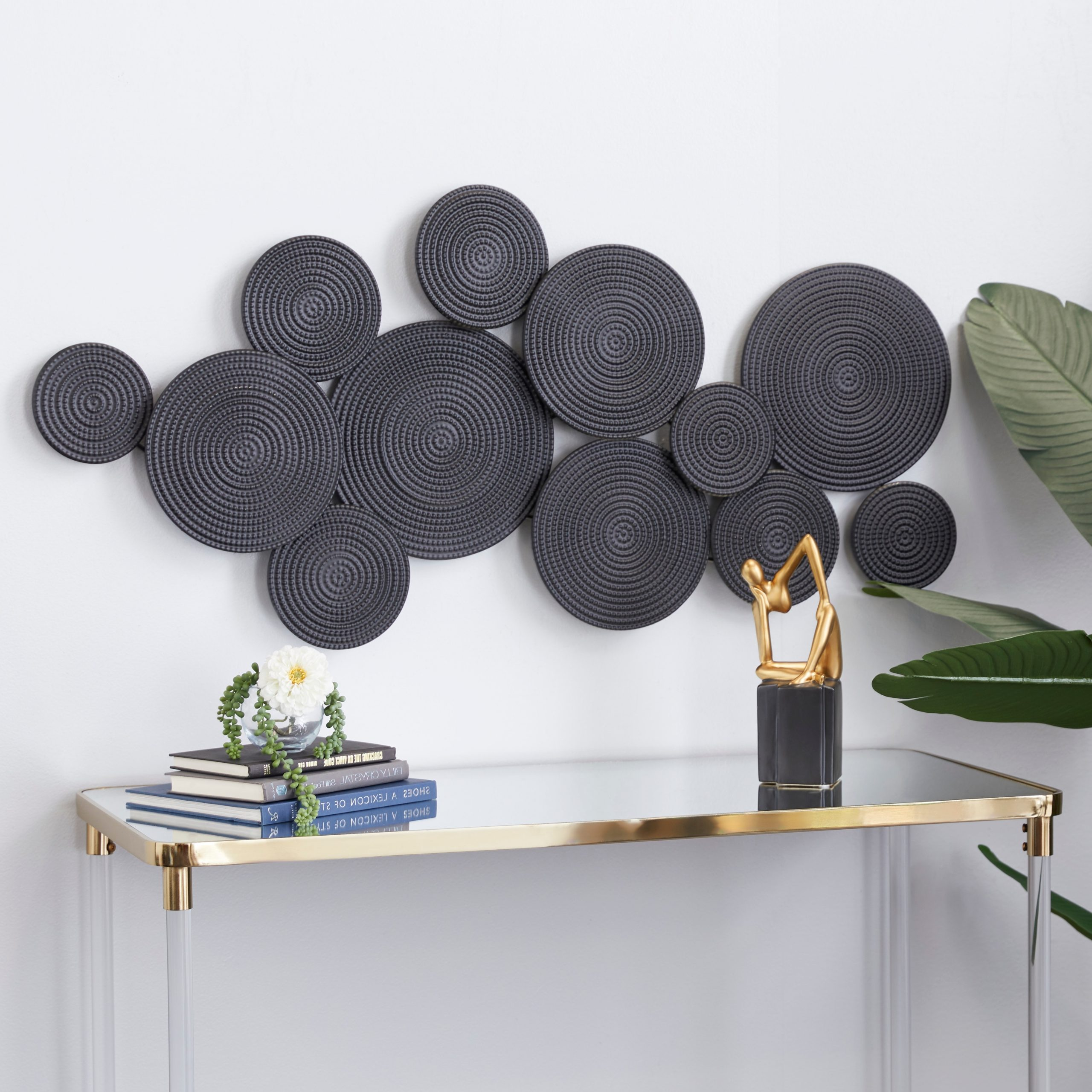 Featured Photo of Metal Wall Décor By Cosmoliving