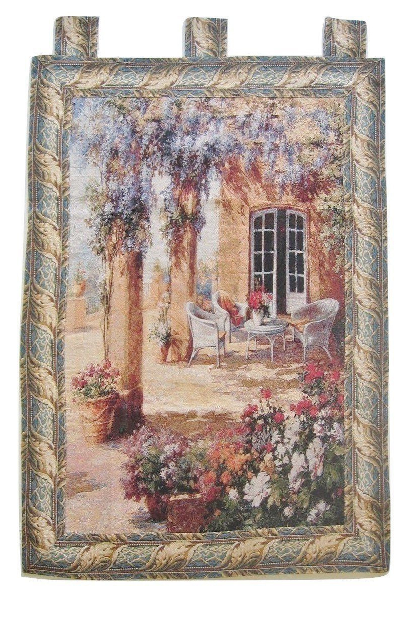 Dada Bedding Quiet Lavender Evening Elegant Woven Fabric In Current Blended Fabric Classic French Rococo Woven Tapestries (View 3 of 20)