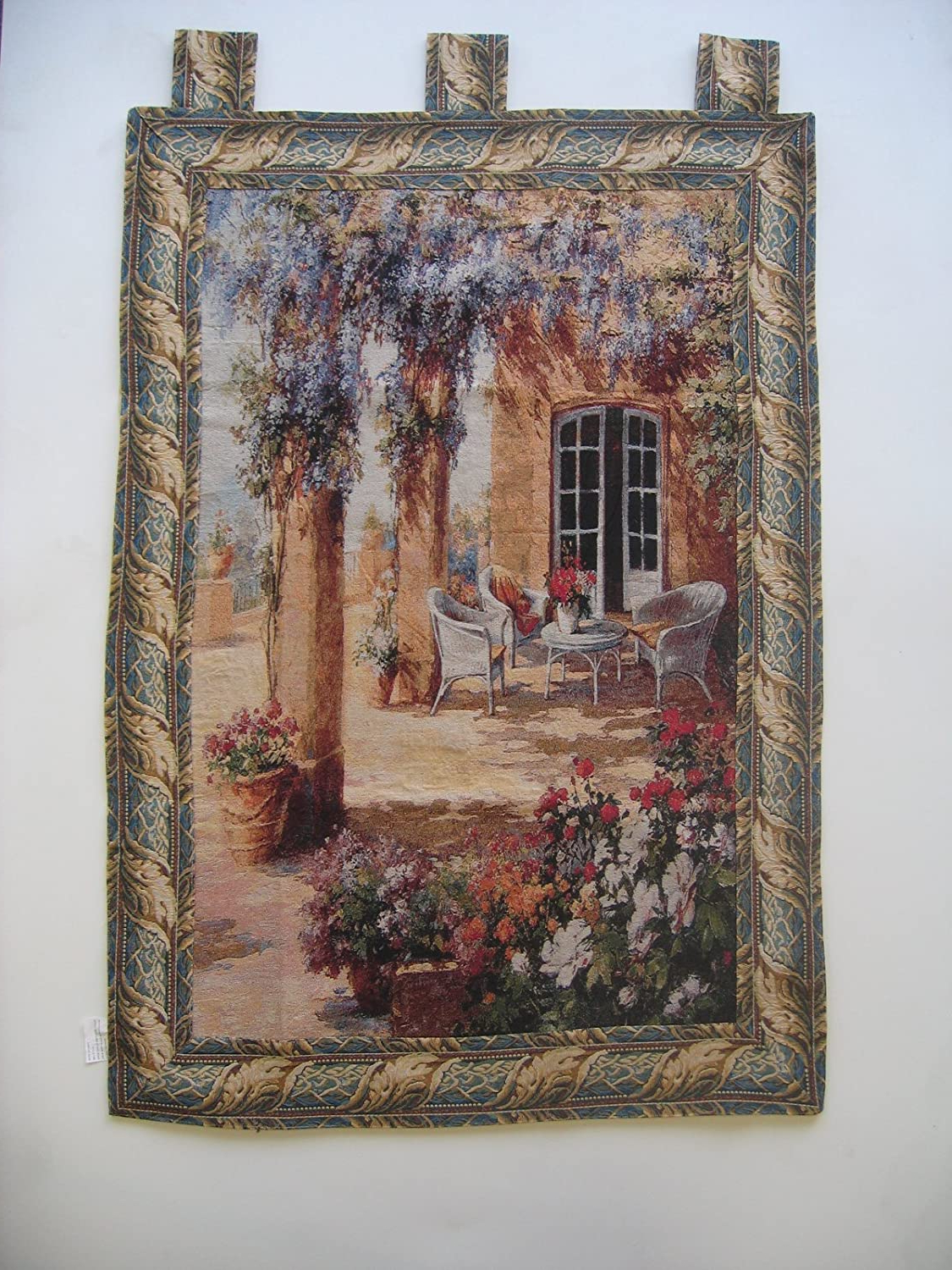 Dada Bedding Wh 11997 Quiet Evening – Amazon For Most Up To Date Blended Fabric Classic French Rococo Woven Tapestries (View 11 of 20)
