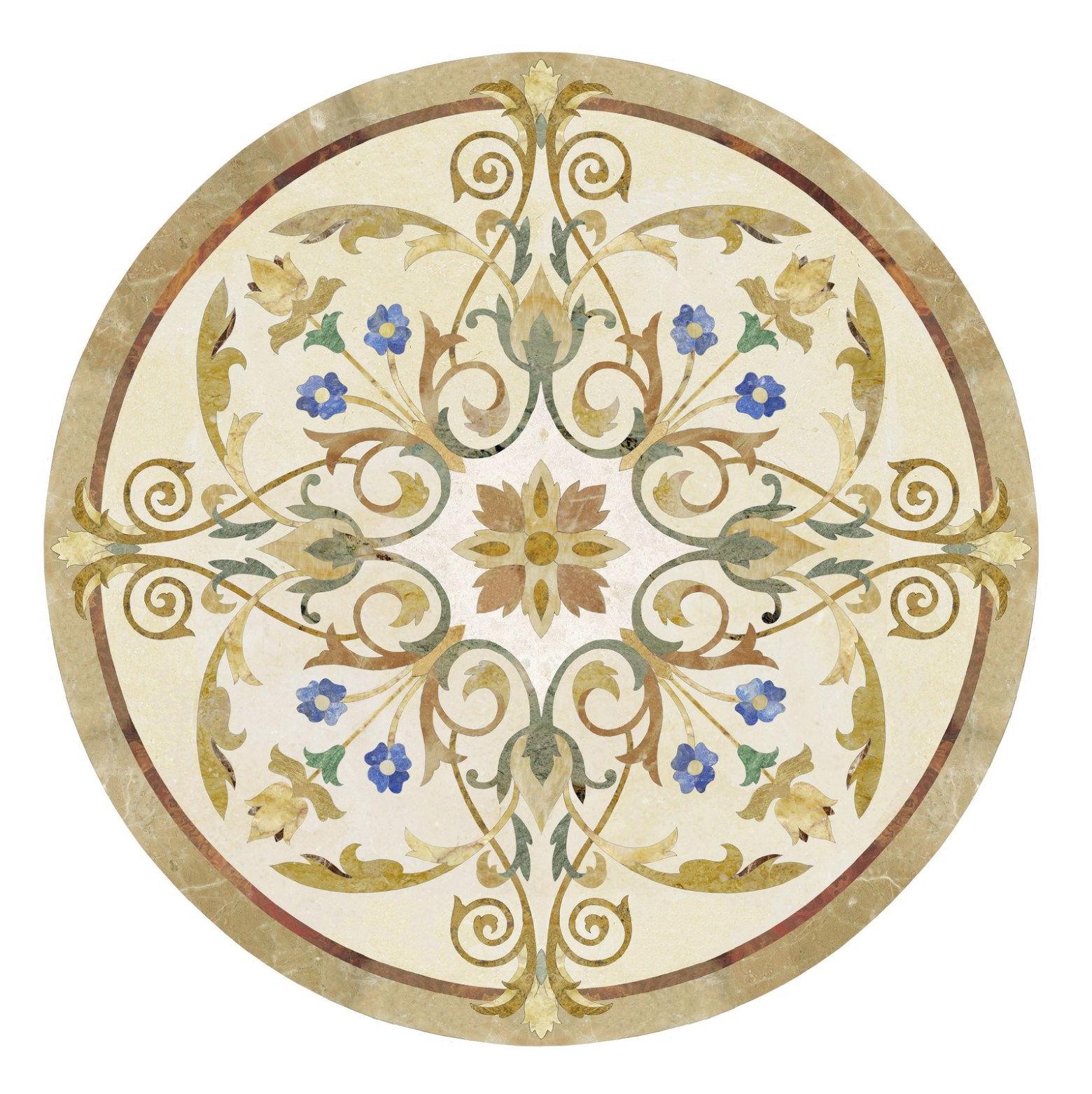 European Medallion Wall Décor Within Favorite European Medallion Collection – Creative Edge Master Shop (View 19 of 20)