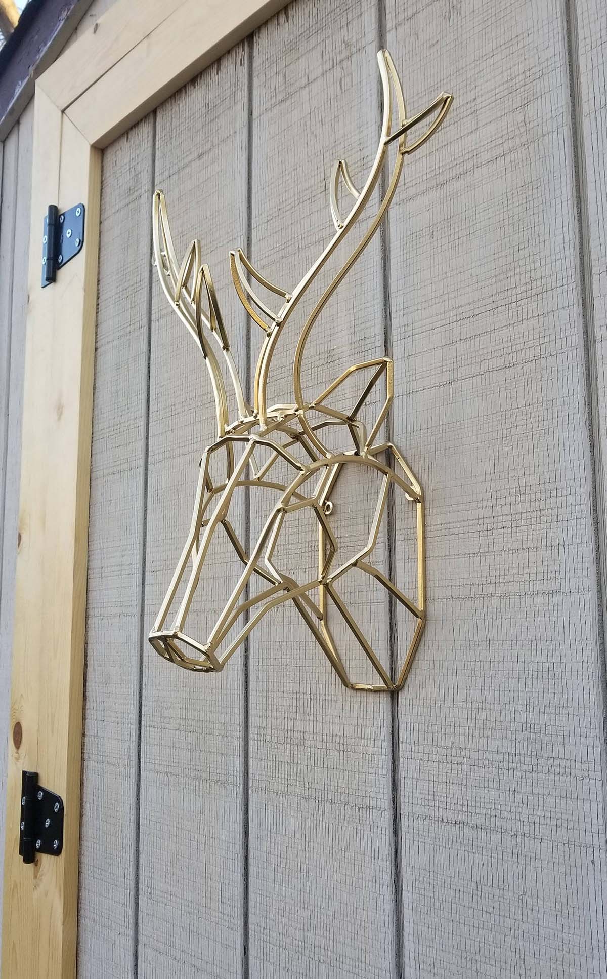 Family Themed Creative Metal Wall Décor Intended For Most Popular 31 Best Metal Wall Decor Ideas And Designs For (View 20 of 20)