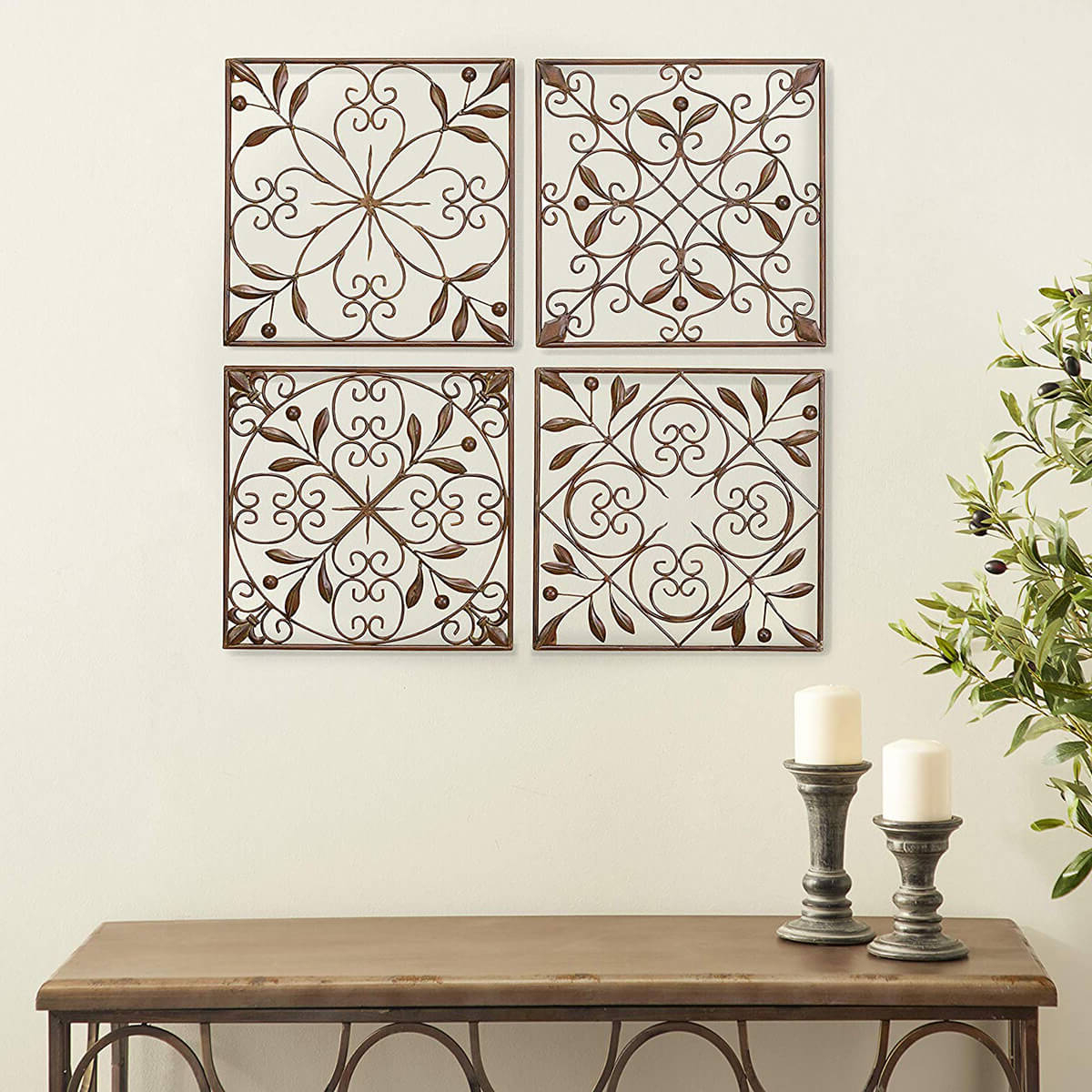 Family Themed Creative Metal Wall Décor Intended For Well Known 31 Best Modern Farmhouse Wall Art Ideas To Buy In (View 17 of 20)