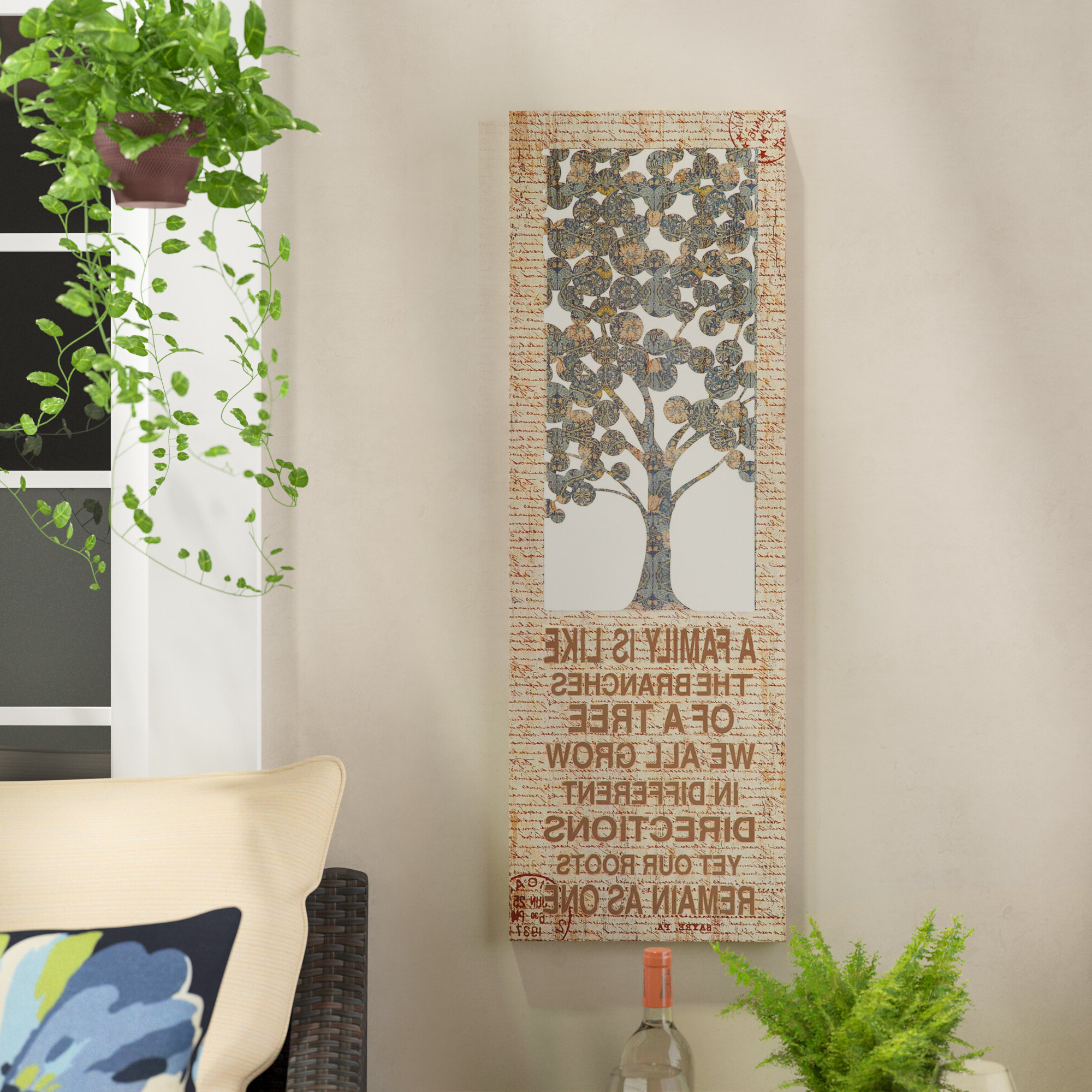 Featured Photo of Family Themed Creative Metal Wall Décor