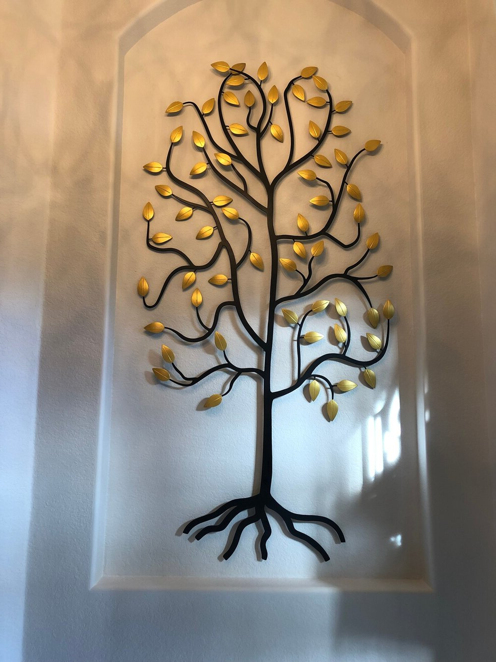 Family Themed Creative Metal Wall Décor With Regard To Most Popular Custom Made Metal Wall Art — Laser Cut Metal Wall Art (View 4 of 20)