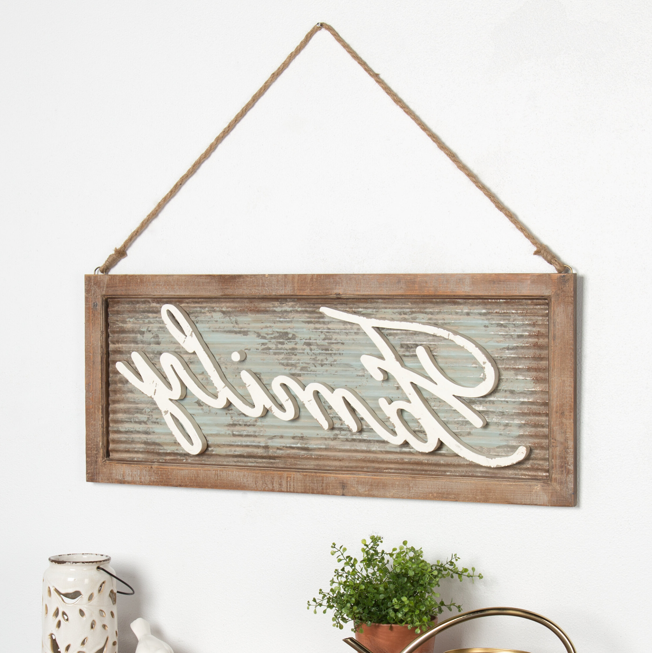 Family Wall Décor For Most Current Family Wood Wall Décor By Highland Dunes (View 6 of 20)