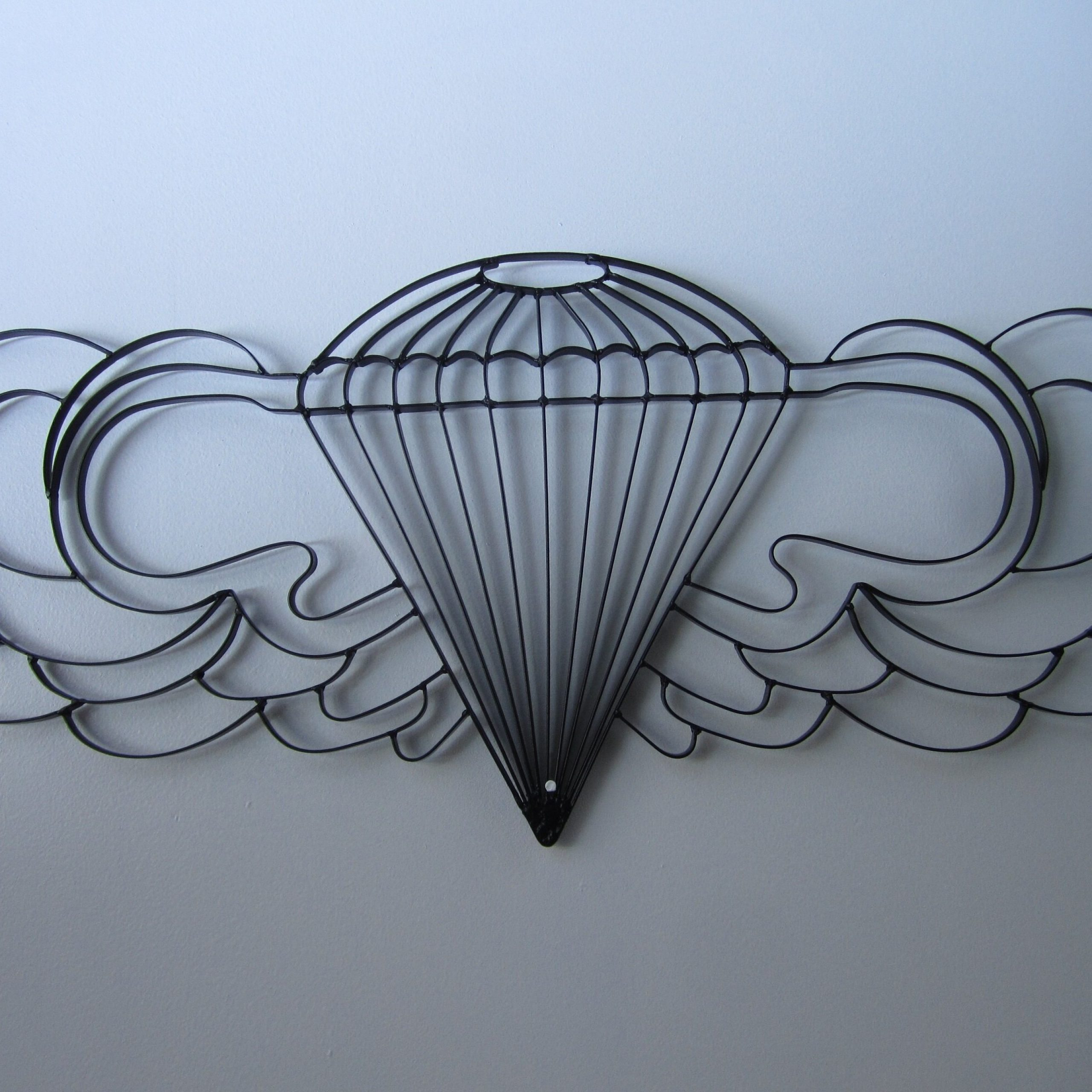 Famous Airborne Handcrafted Metal Wall Décor Pertaining To Handcrafted Metal Wall Décor (View 3 of 20)