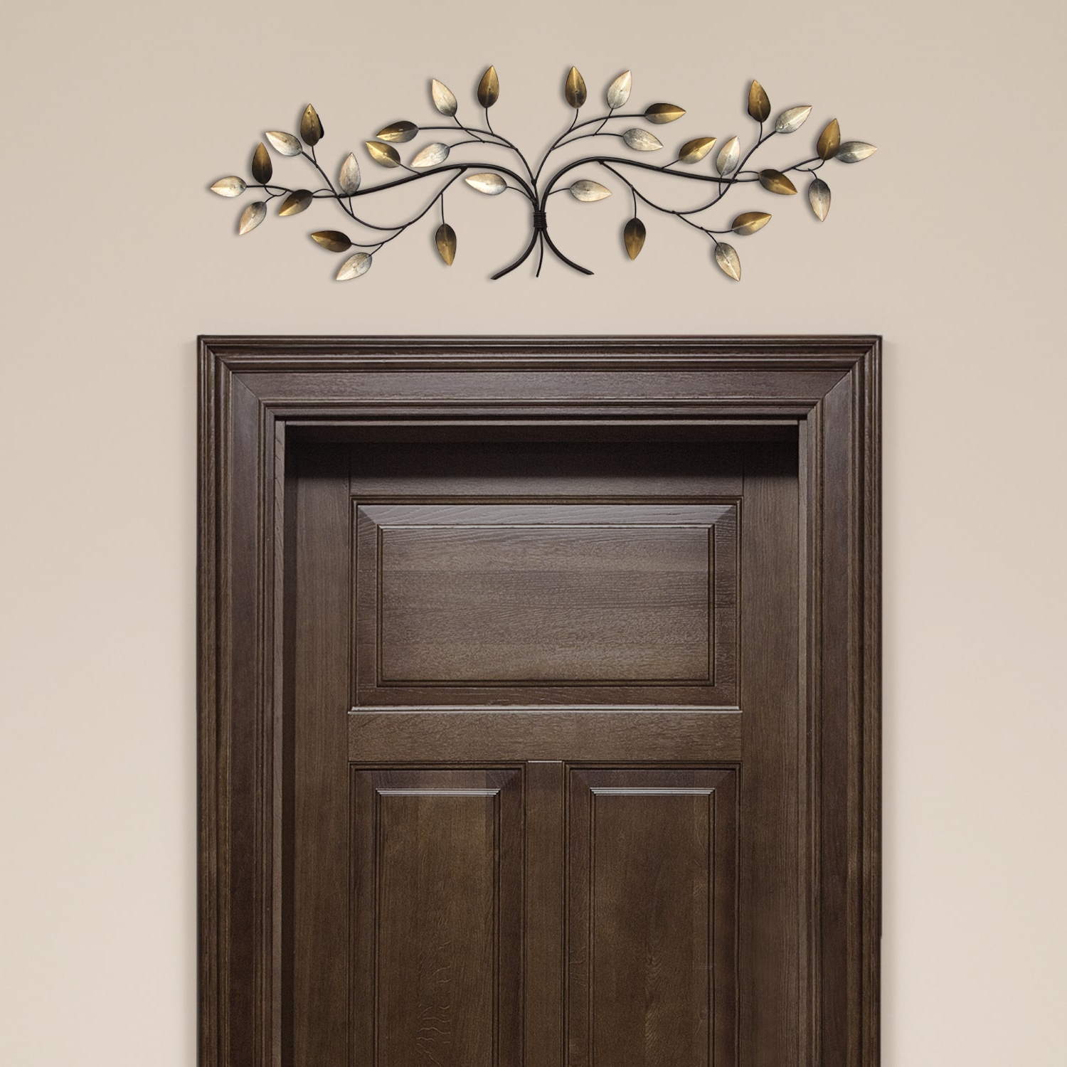Famous Blowing Leaves Wall Décor For Stratton Home Decor Multicolored Metal 'blowing Leaves' Wall Decor (View 13 of 20)